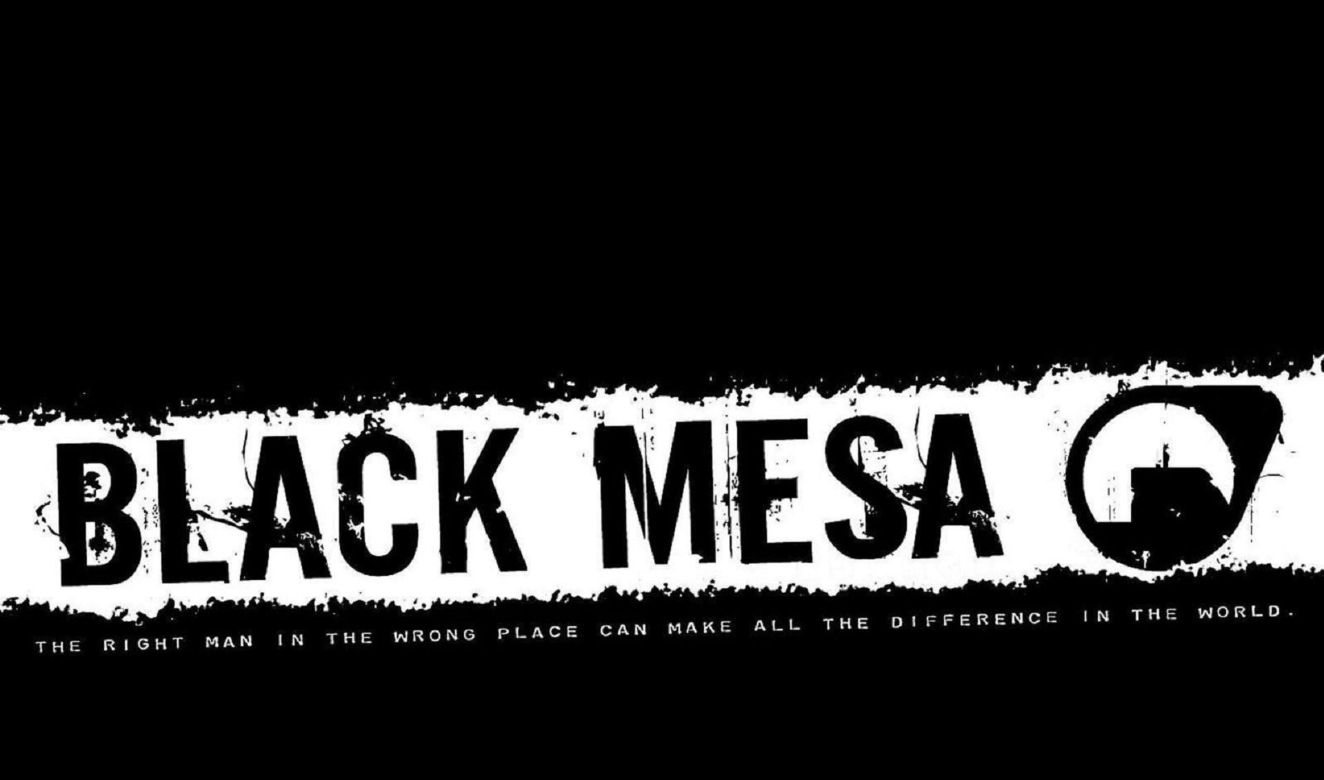 Black Mesa Source HD Wallpaper