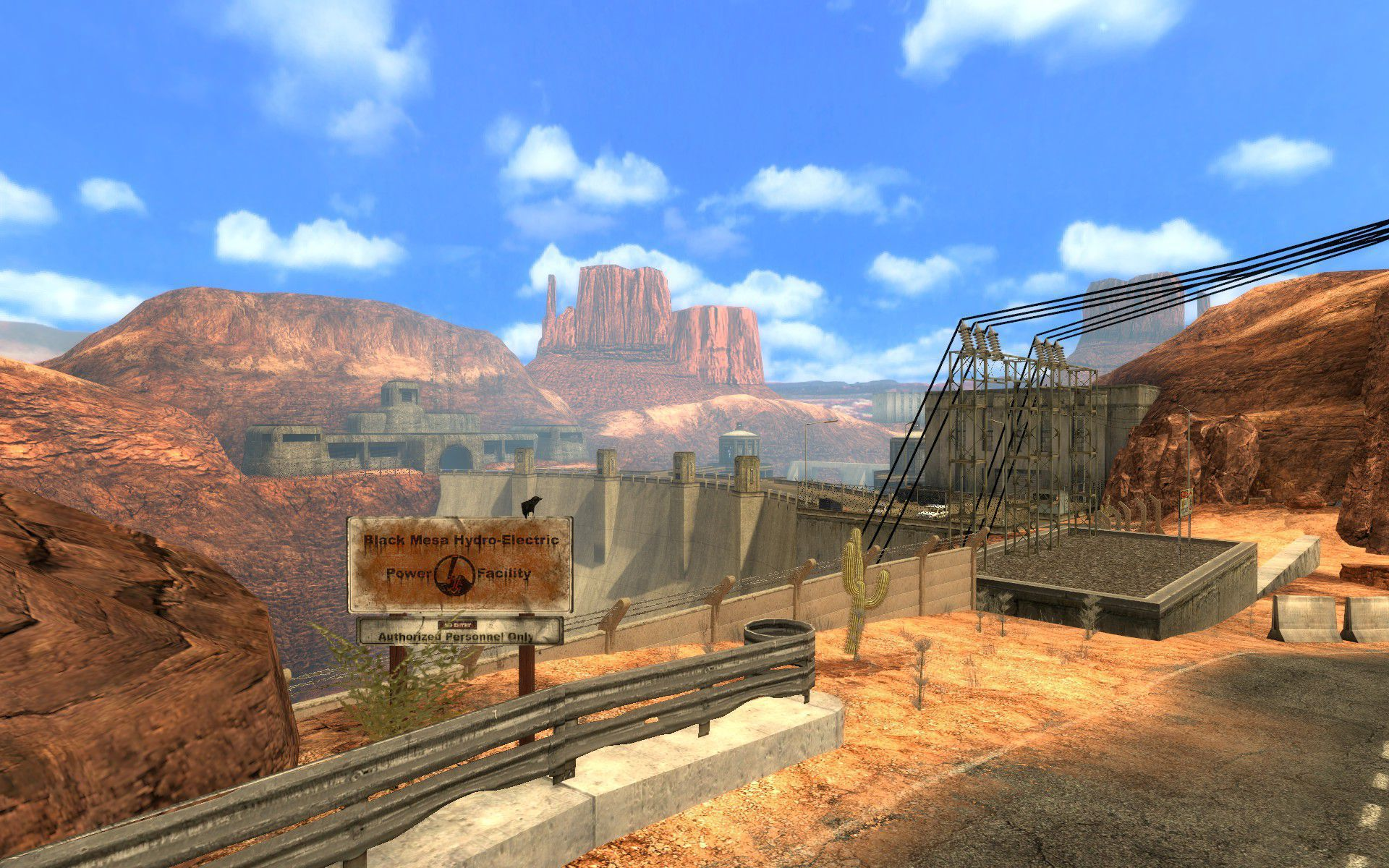 Black Mesa Source Photos