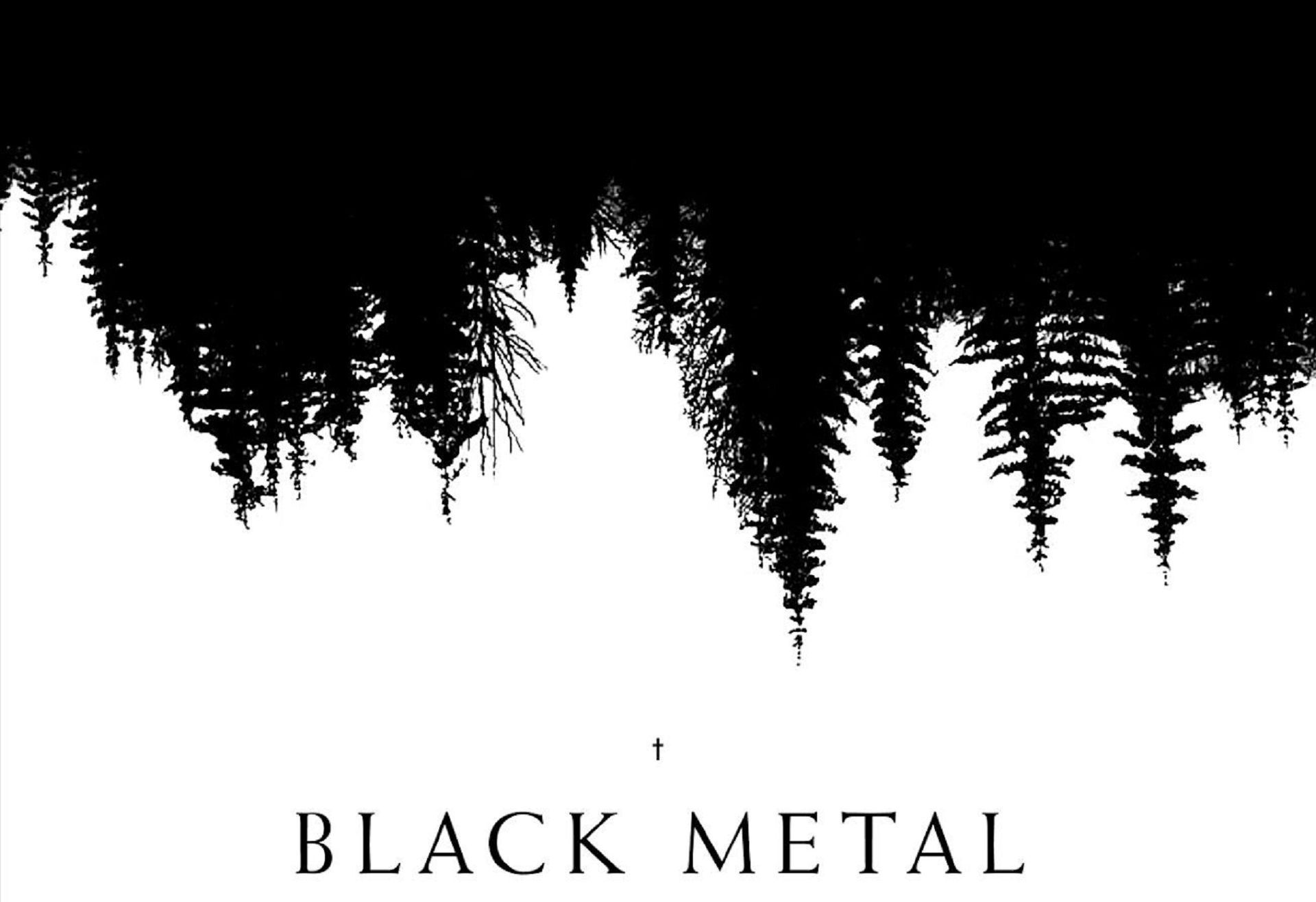 Black Metal Computer Wallpaper