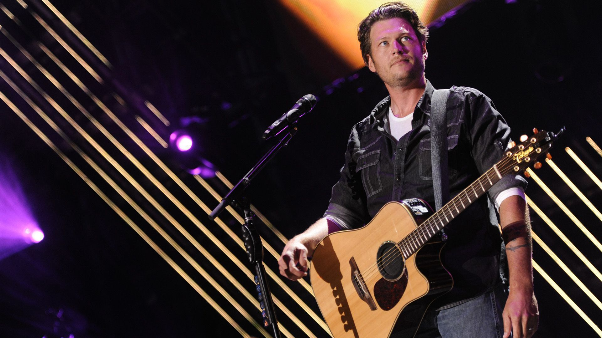 Blake Shelton High Definition Wallpapers