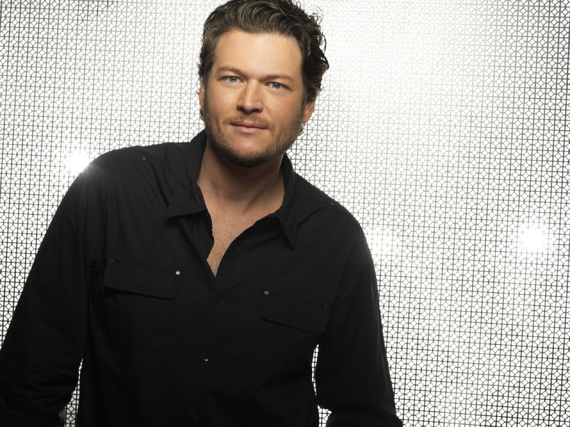 Blake Shelton In High Resolution