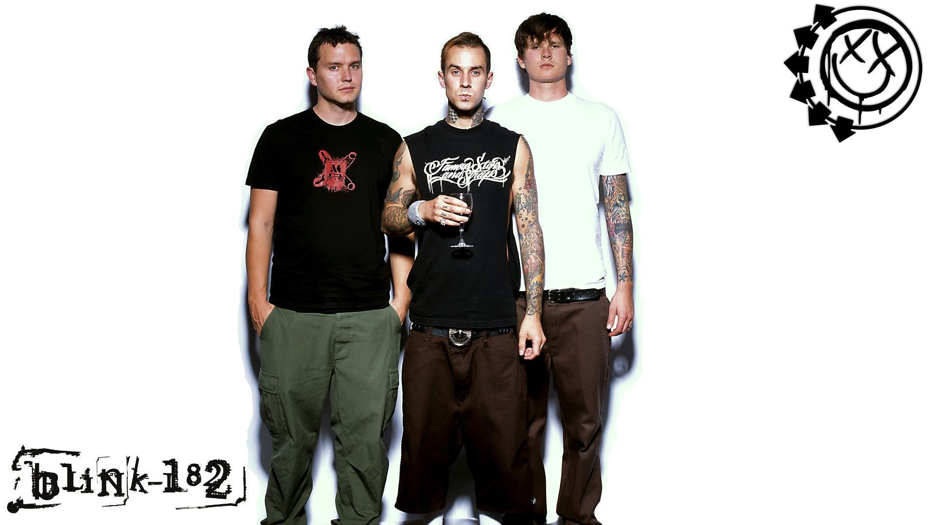 Blink 182 High Quality Wallpapers