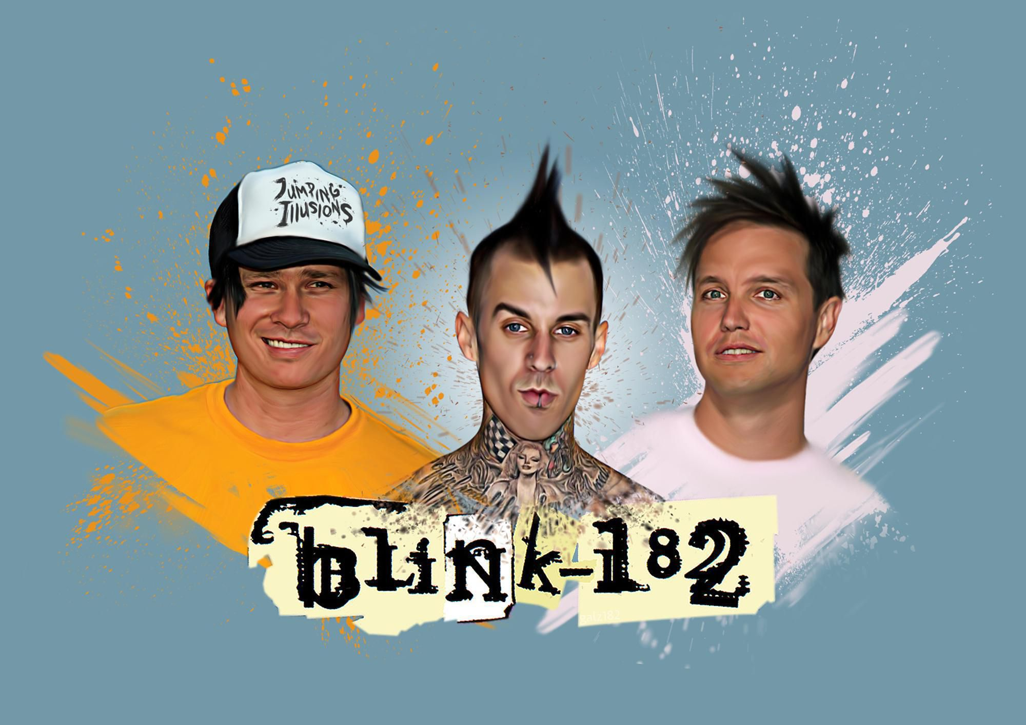 Blink 182 Wallpapers