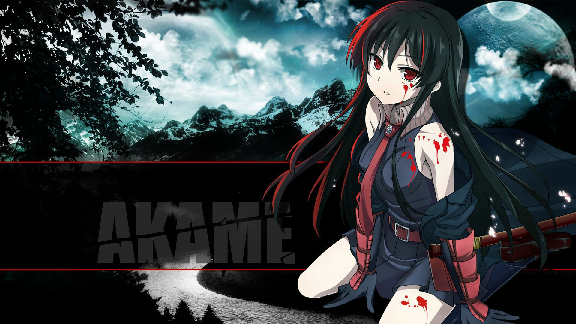 Blood Anime Wallpapers HD