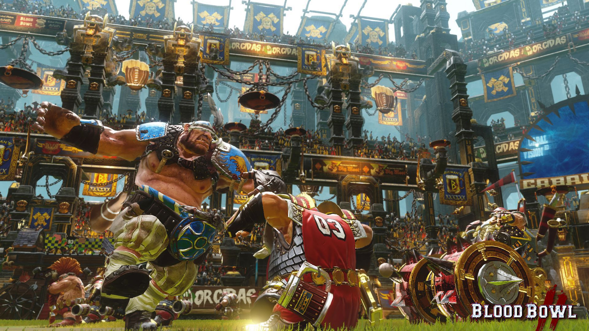 Blood Bowl Beautiful
