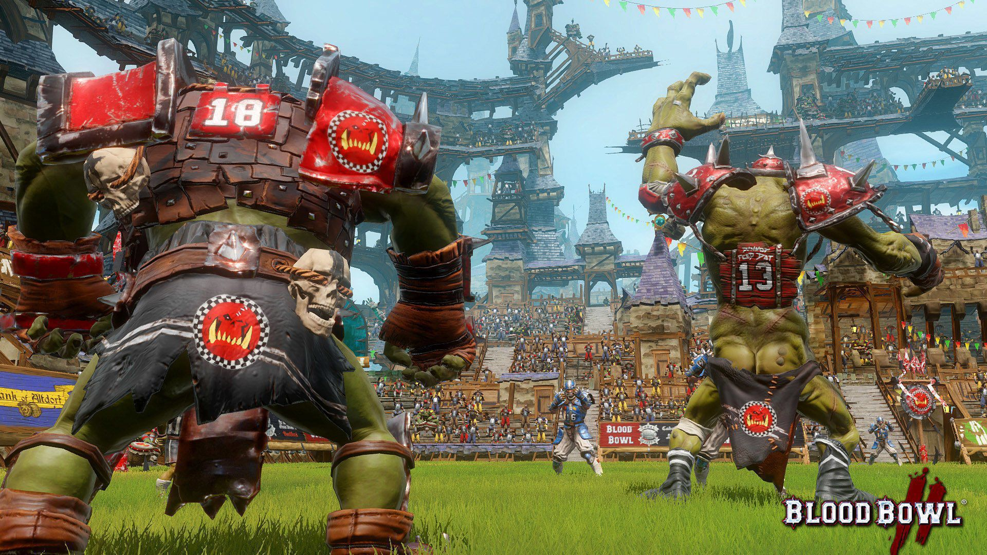 Blood Bowl HD Desktop