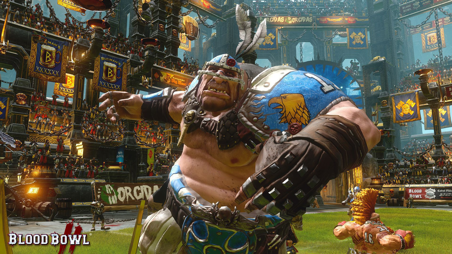 Blood Bowl HD Wallpaper