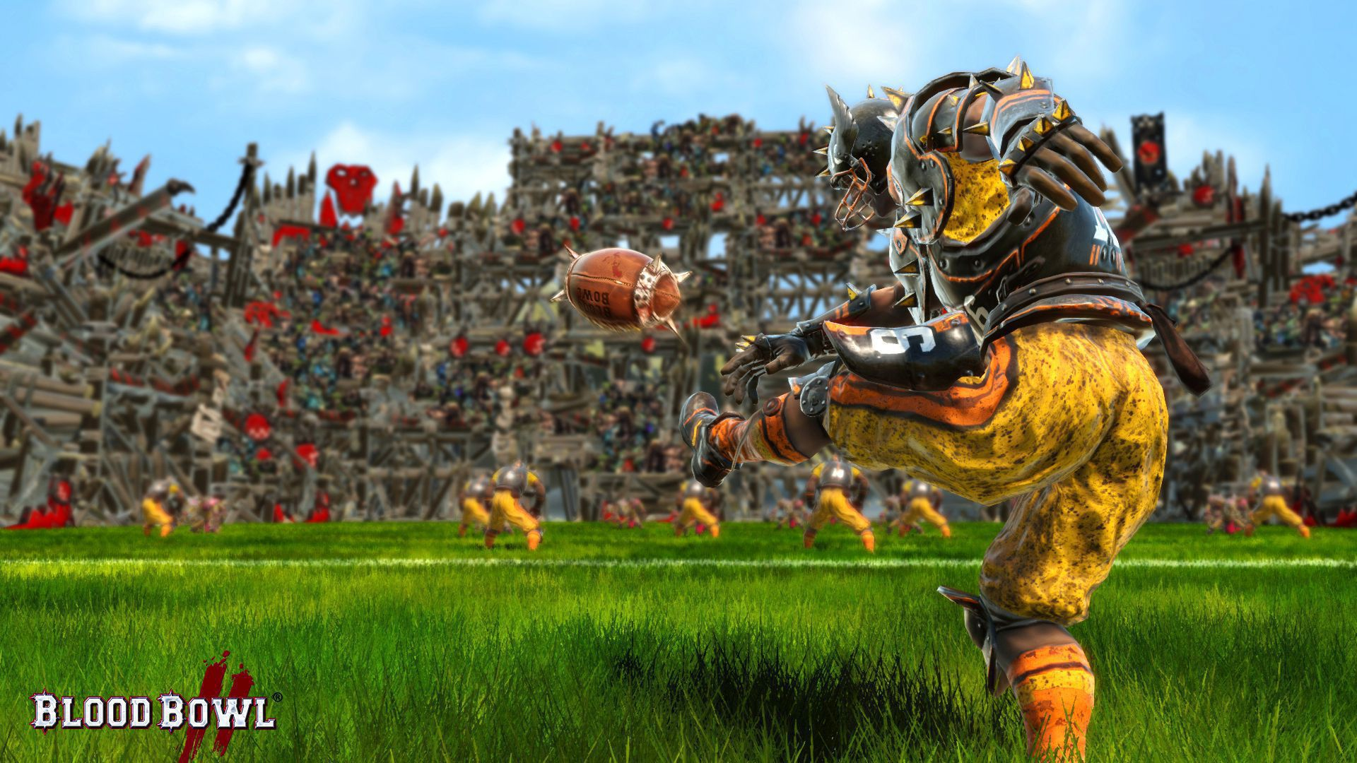 Blood Bowl Widescreen