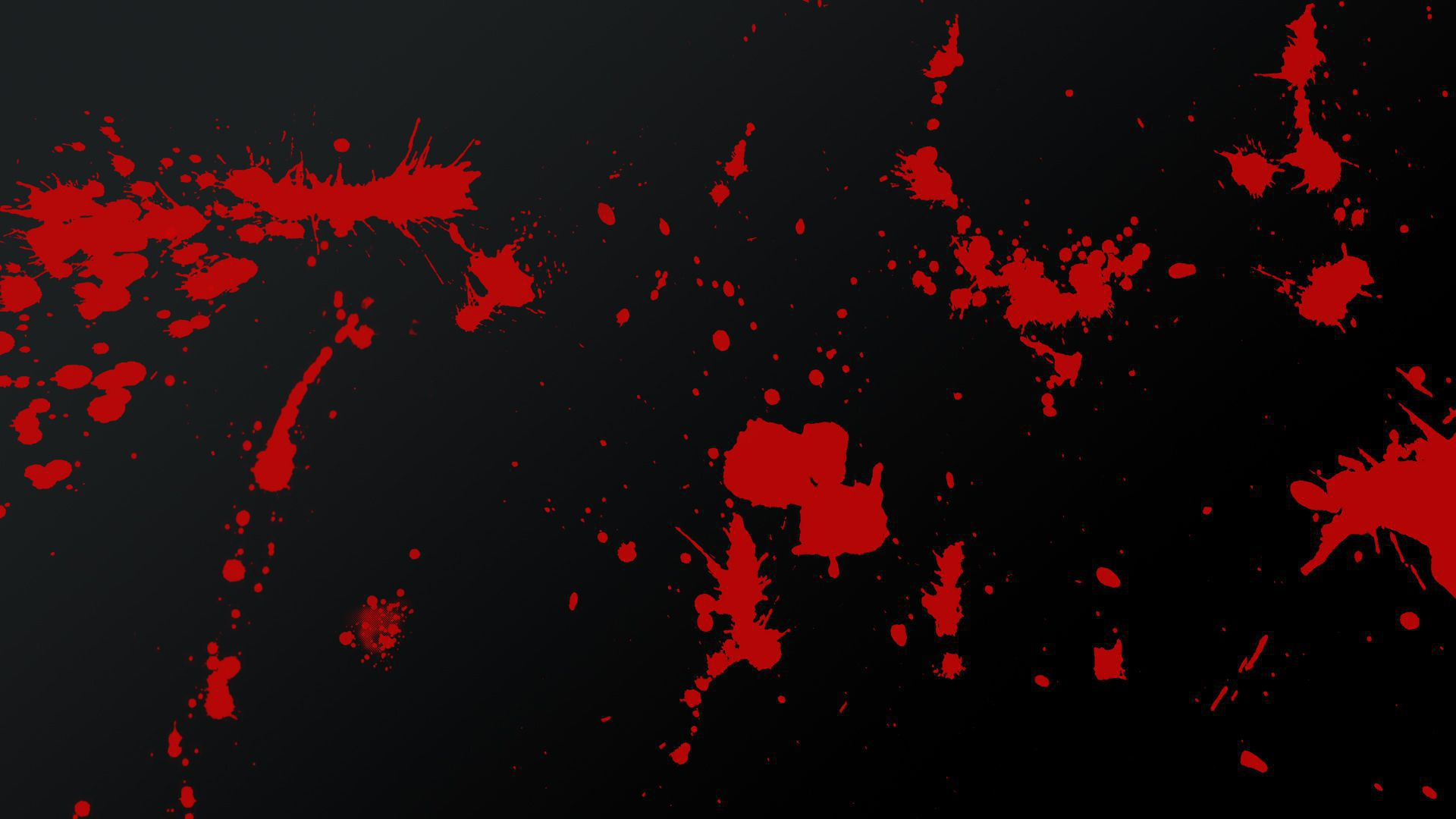 Blood Splatter Computer Wallpaper