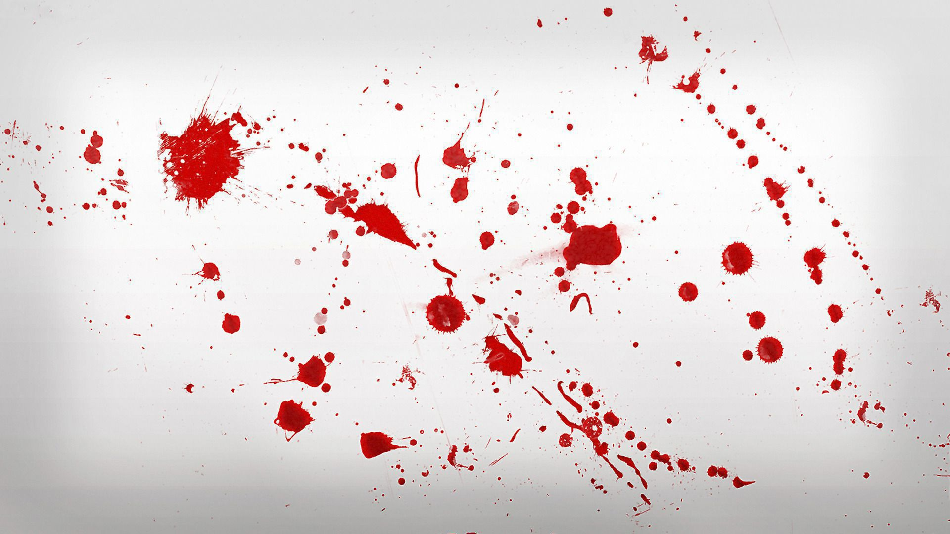 Blood Splatter Gallery