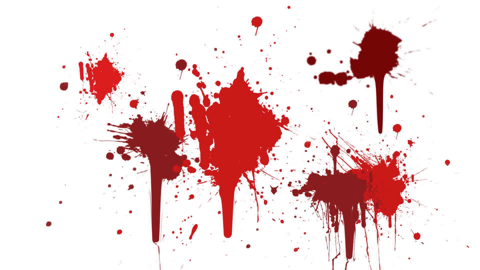 Blood Splatter High Quality Wallpapers