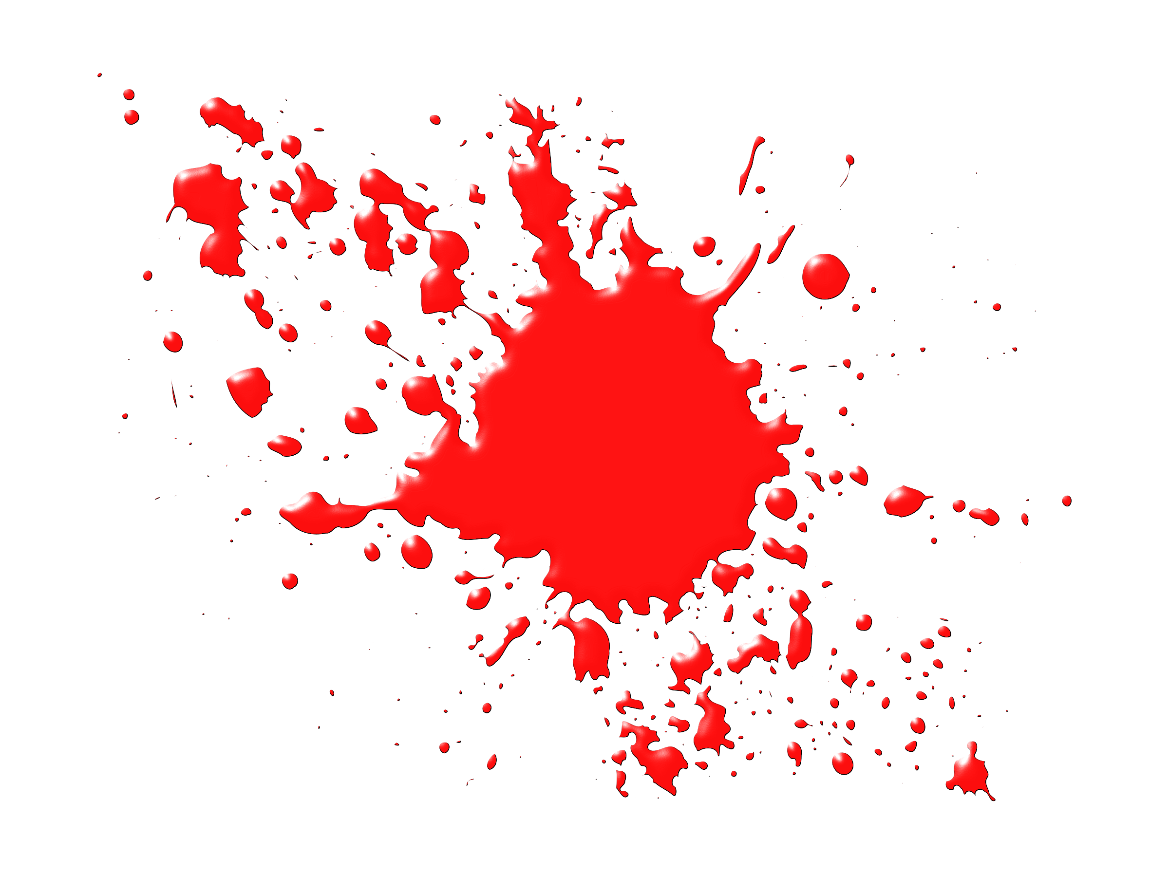 Blood Splatter Images