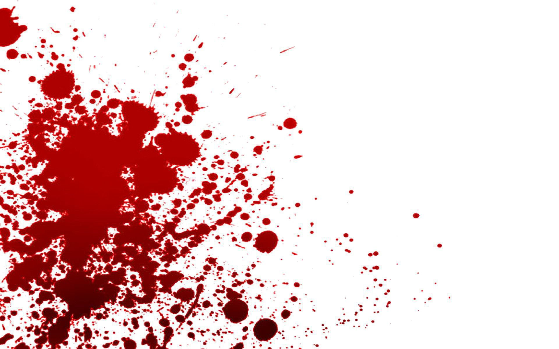 Blood Splatter Tumblr