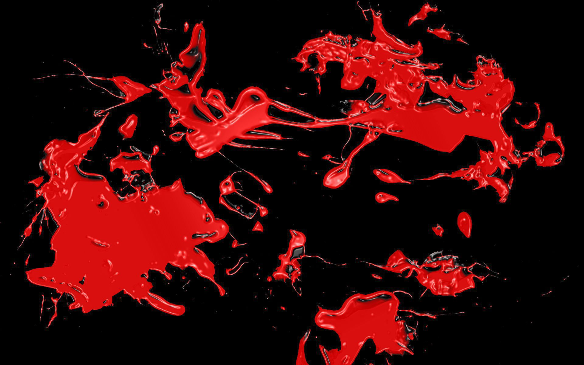 Blood Splatter Wallpaper Pack