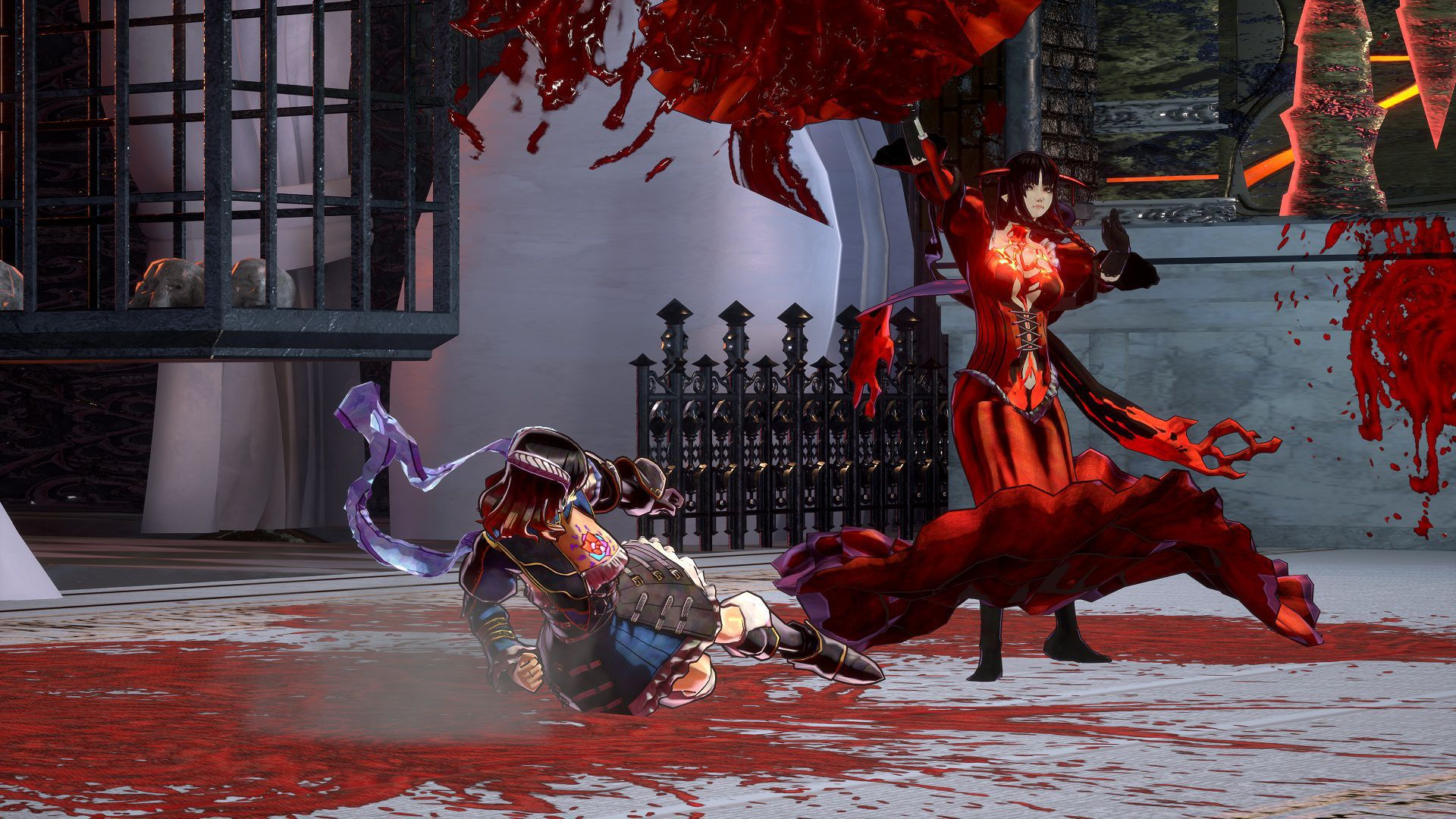 Bloodstained Ritual Of The Night Beautiful