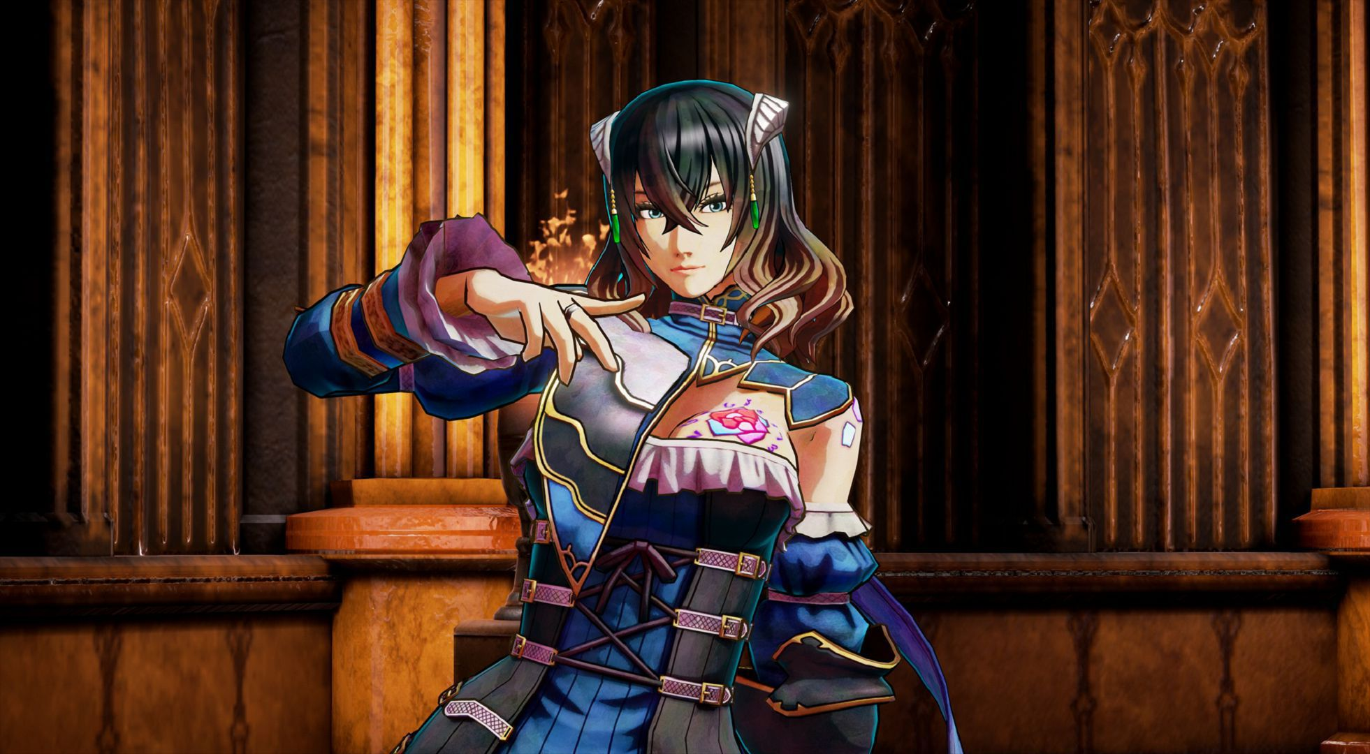 Bloodstained Ritual Of The Night High Quality Wallpapers