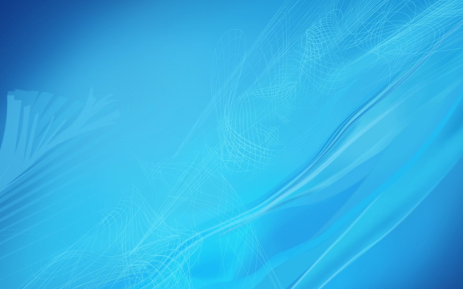 Blue Abstract 4K