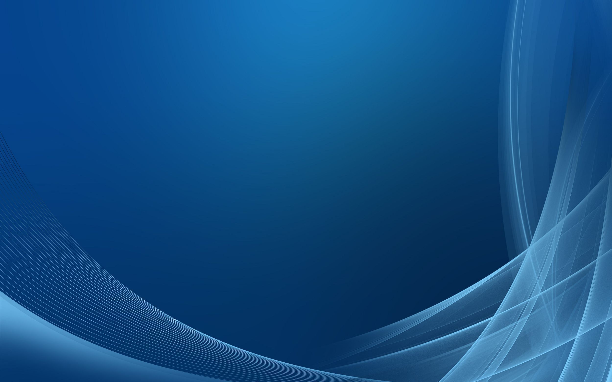 Blue Abstract HD Background