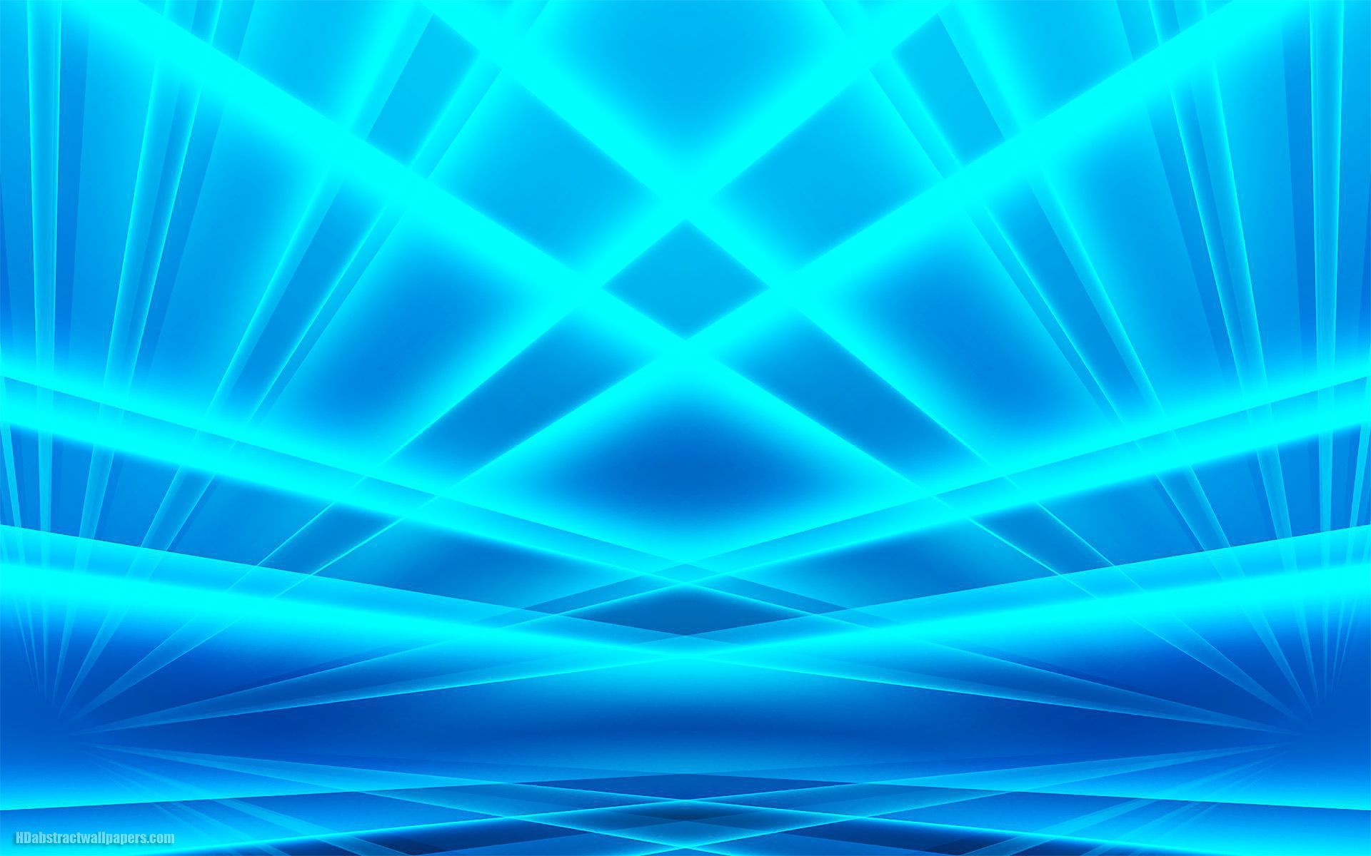 Blue Abstract HD