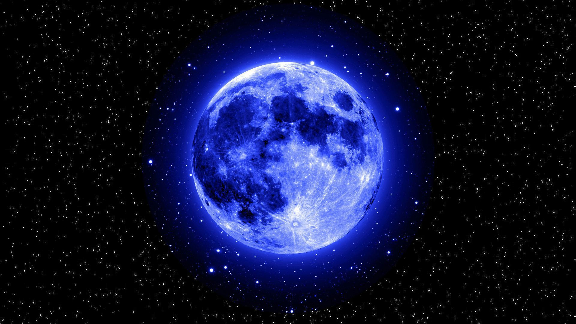 Blue Moon High Definition Wallpapers