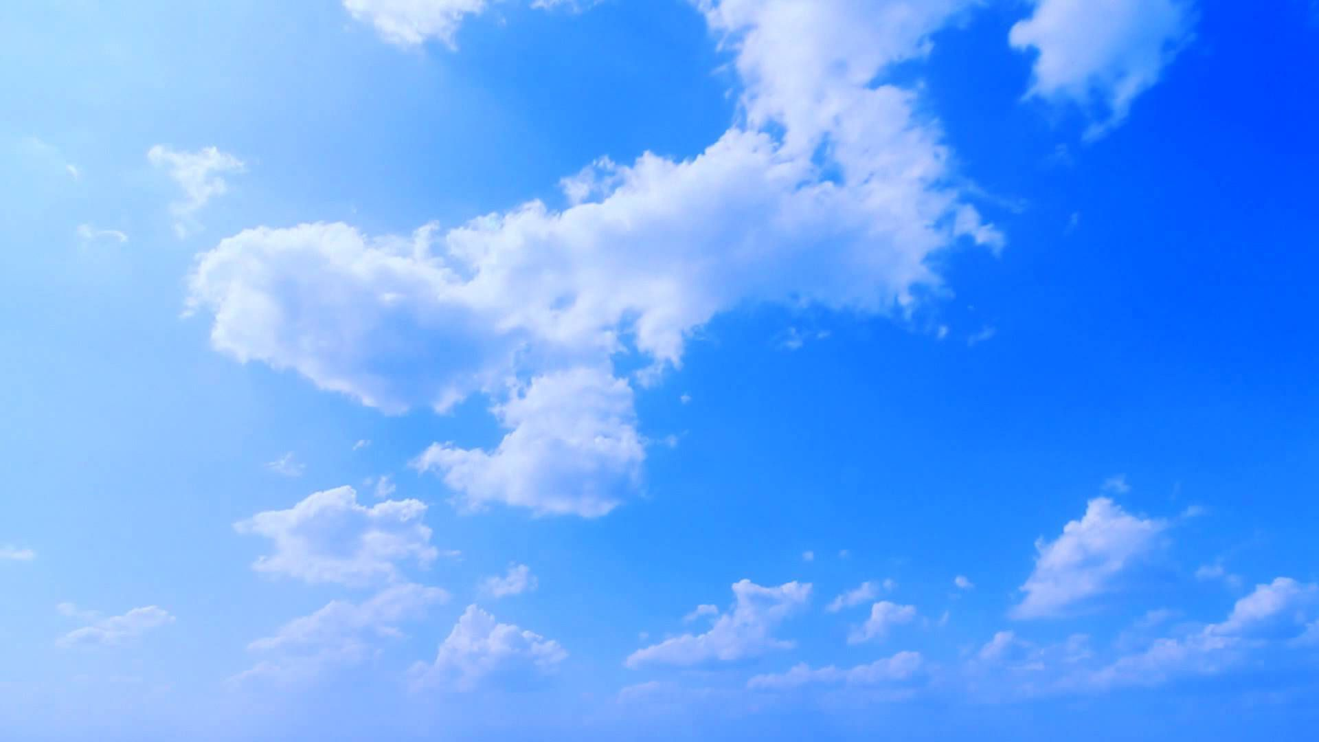 Blue Sky High Definition Wallpapers