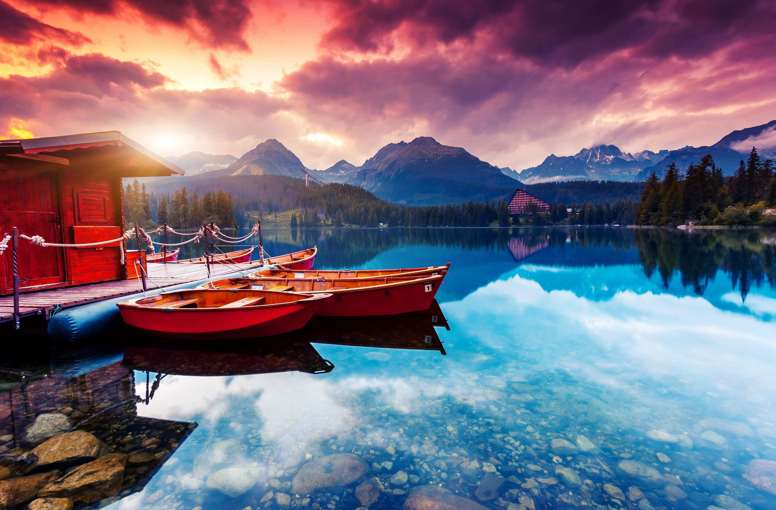 Boat High Definition Wallpapers