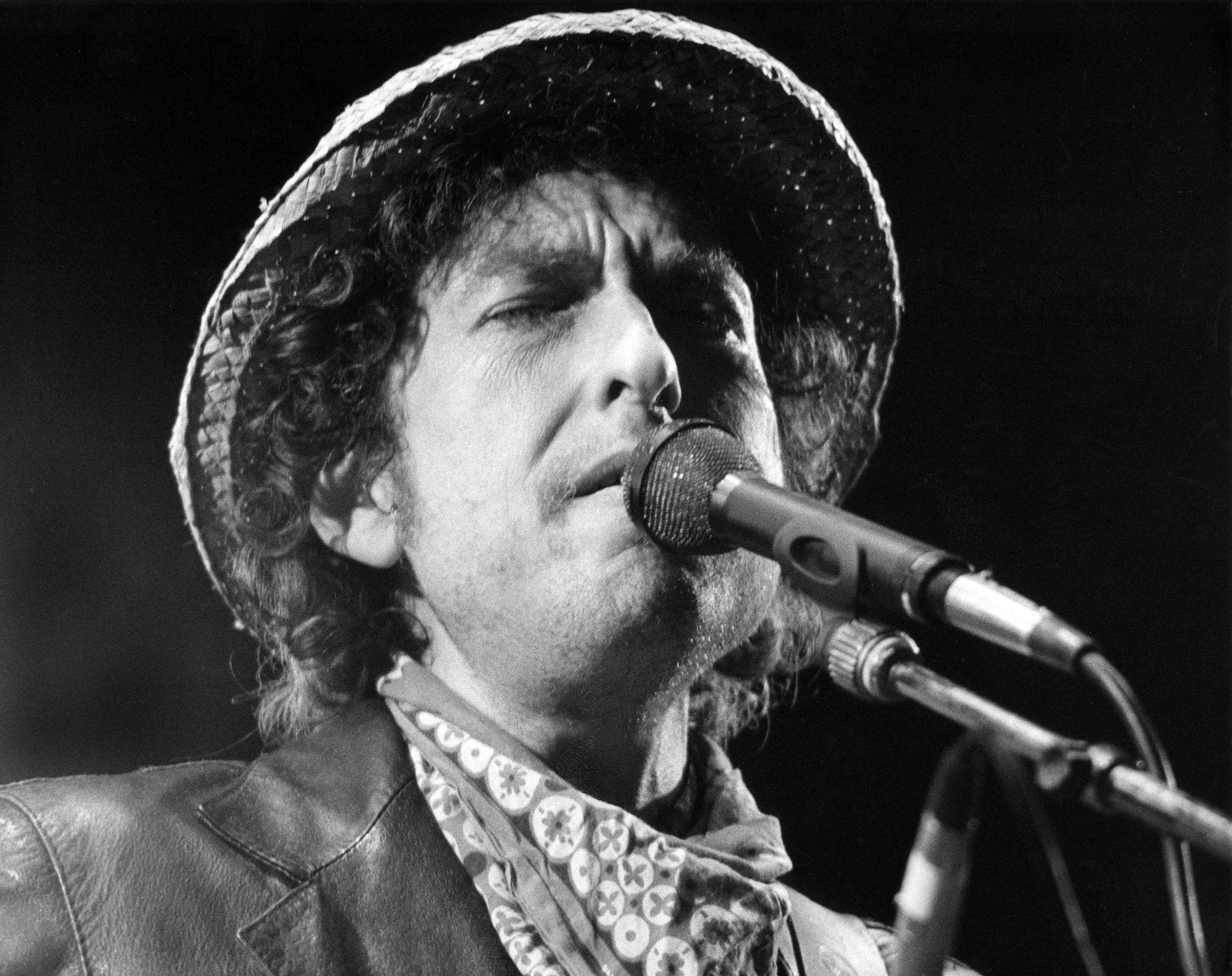 Bob Dylan In High Resolution