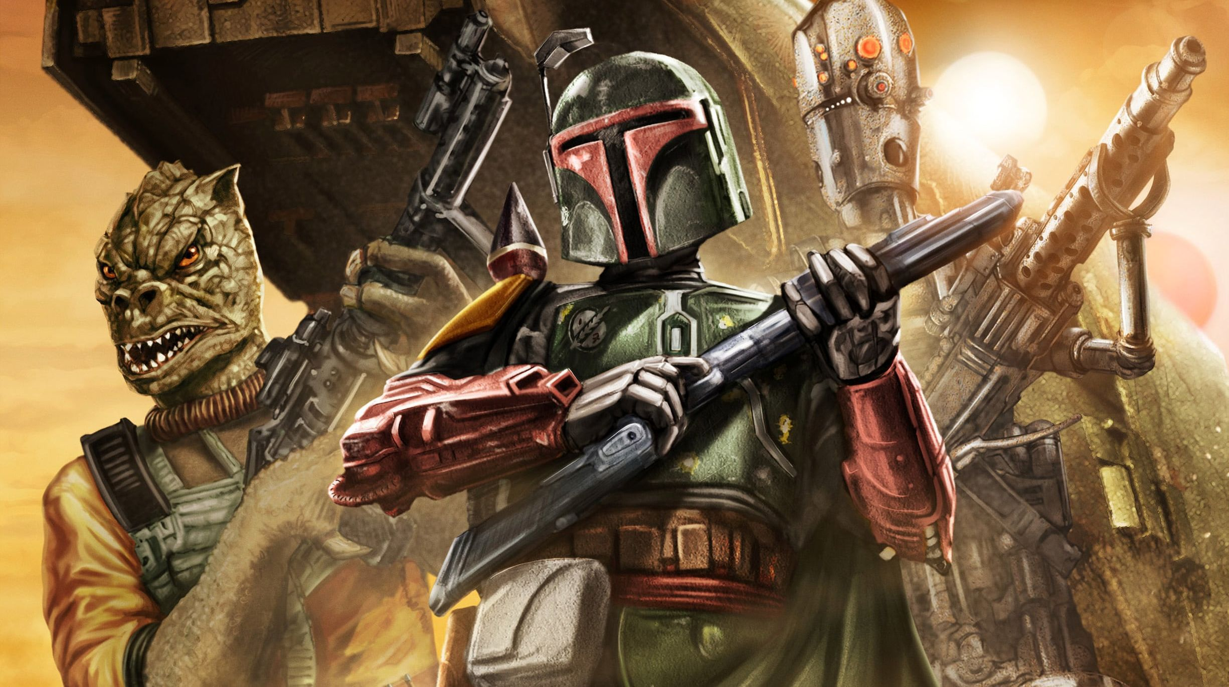 Boba Fett For Desktop