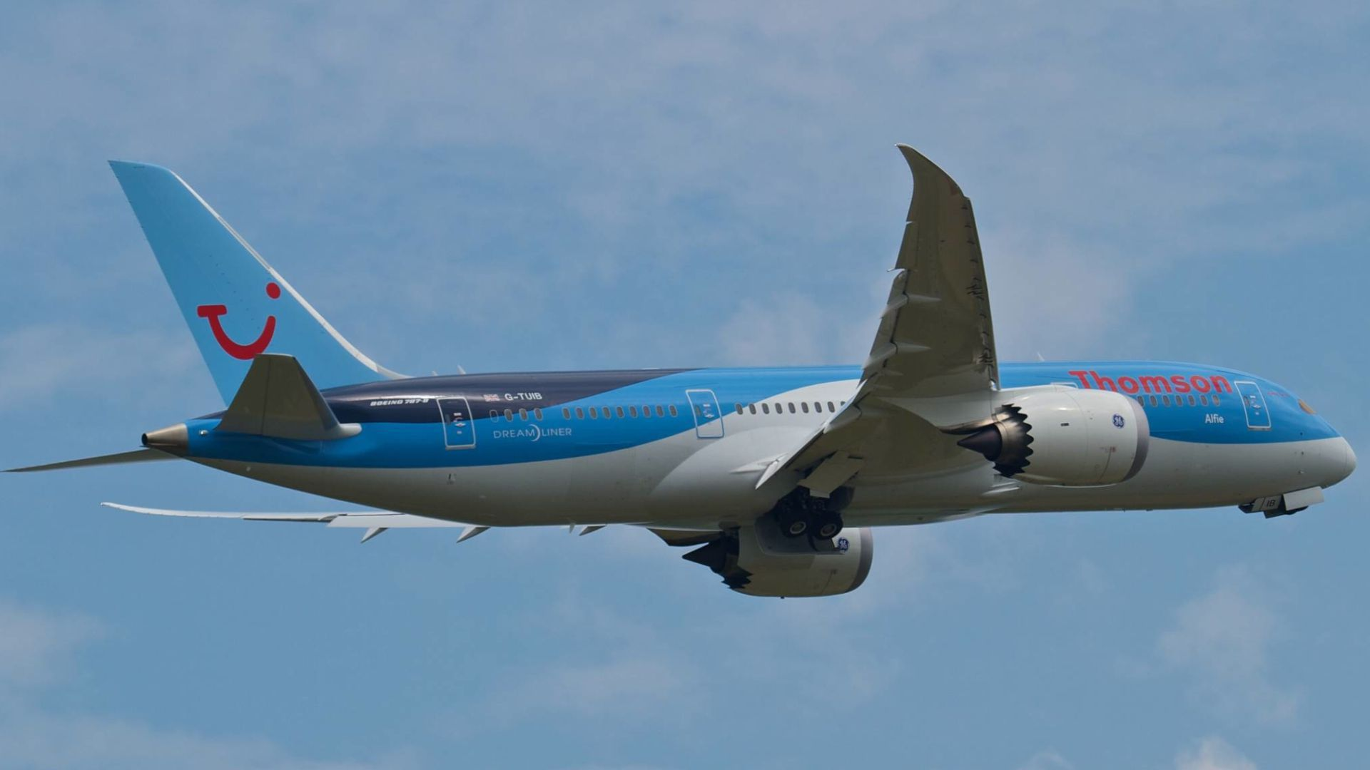 Boeing 787 Wallpaper