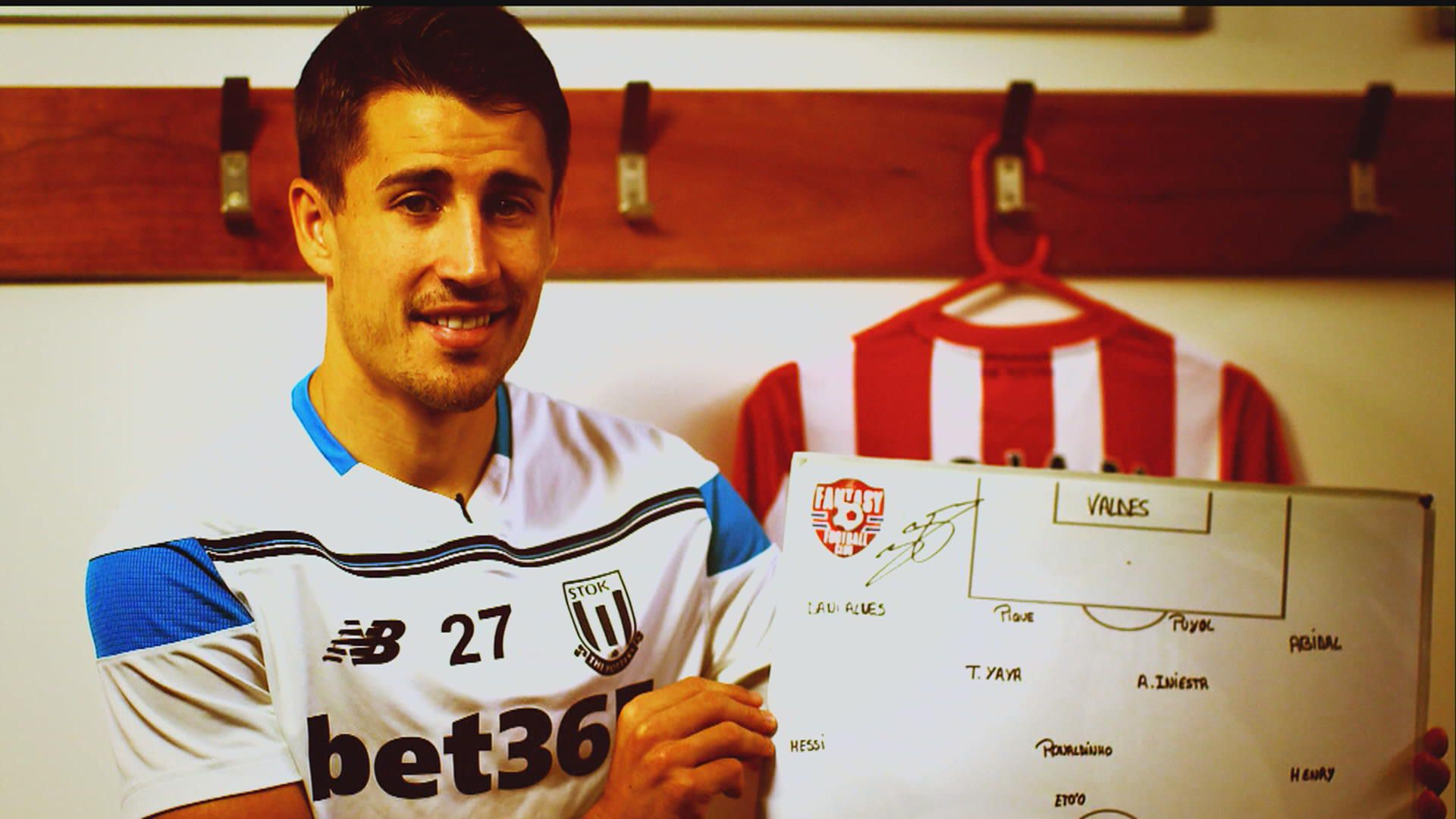 Bojan Krkic HD Background