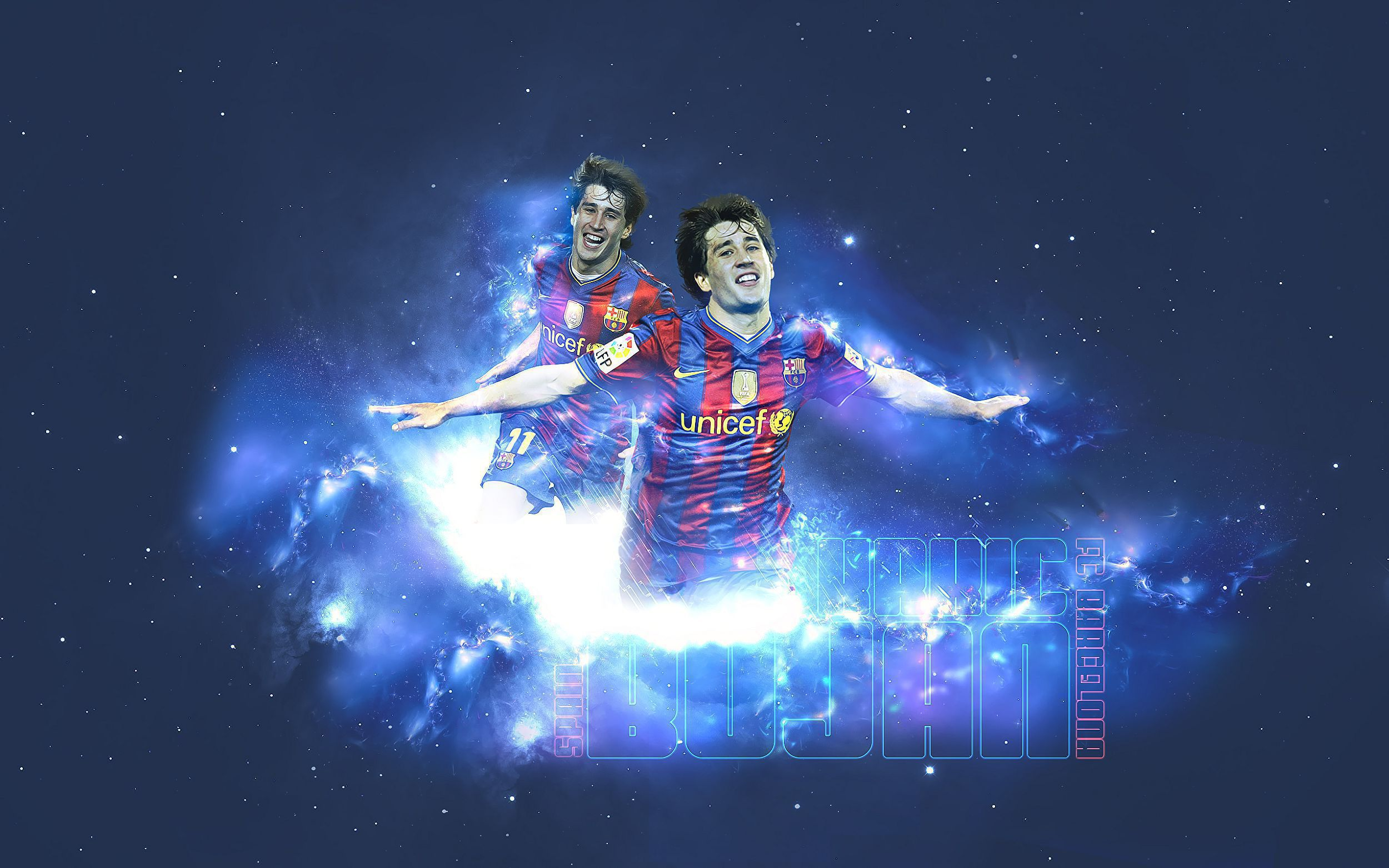 Bojan Krkic High Quality Wallpapers