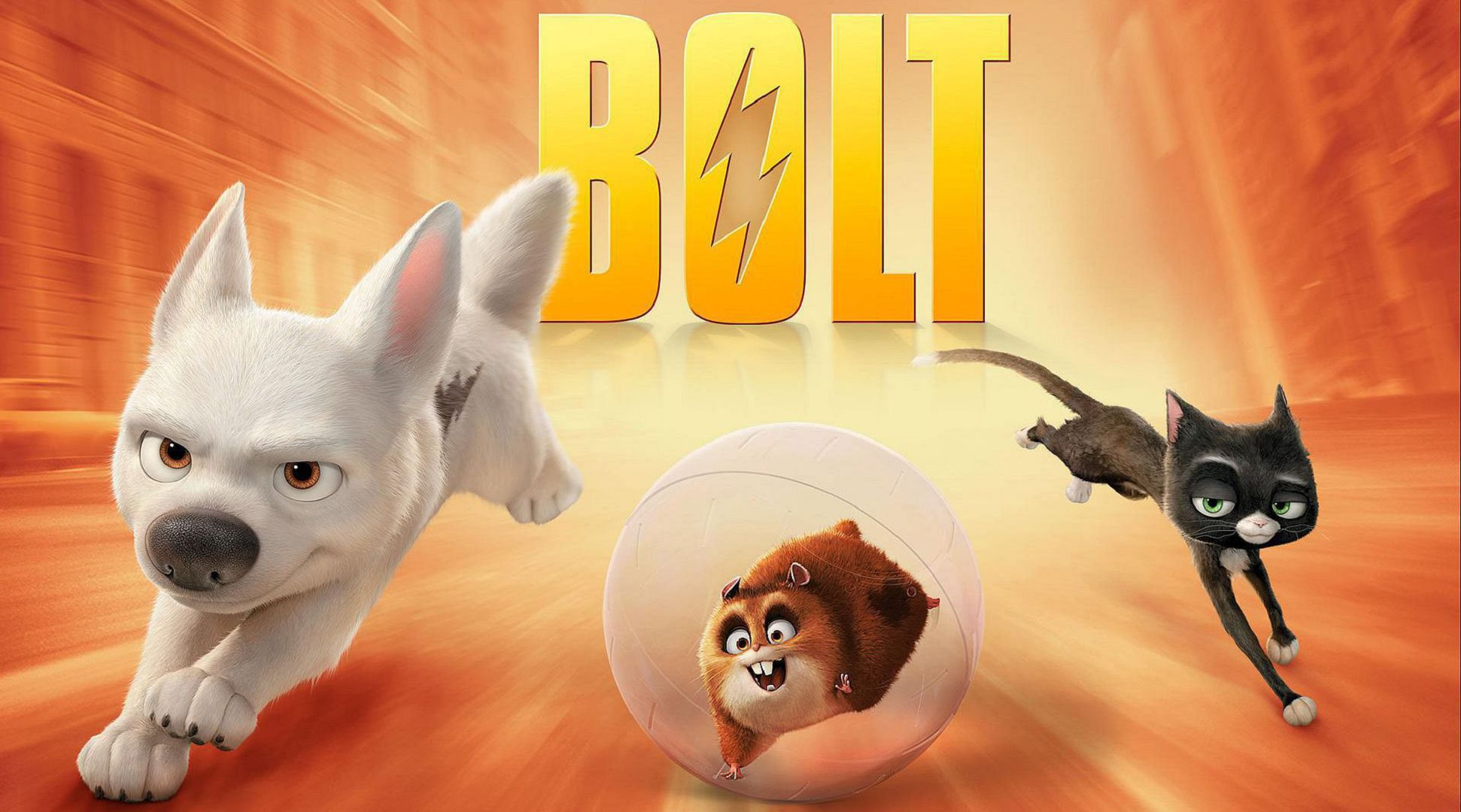 Bolt HD Background