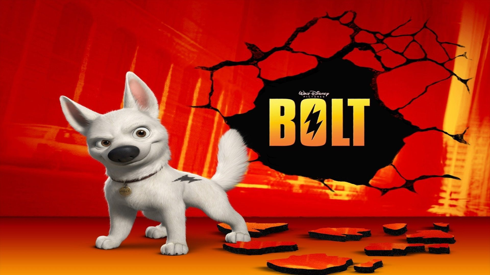Bolt Wallpaper Pack