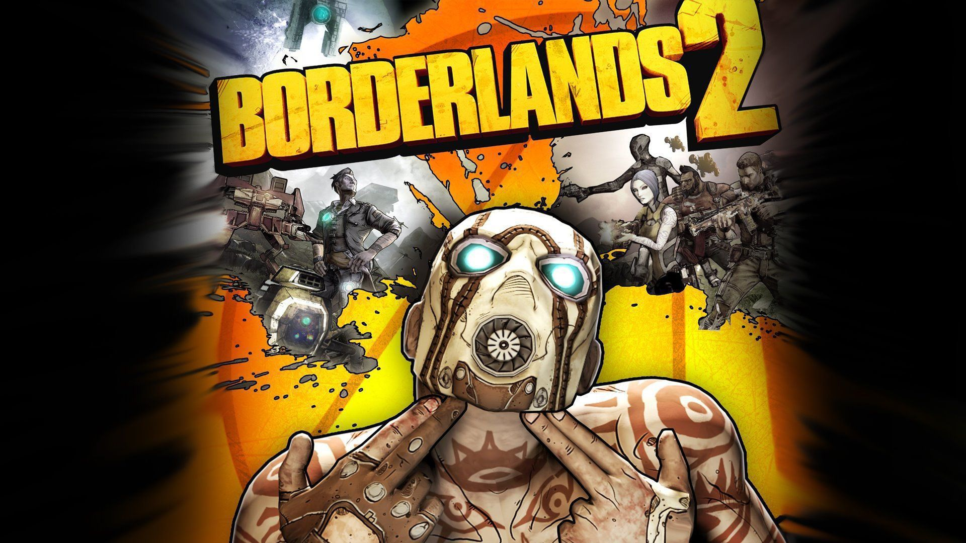 Borderlands 2 Computer Wallpaper
