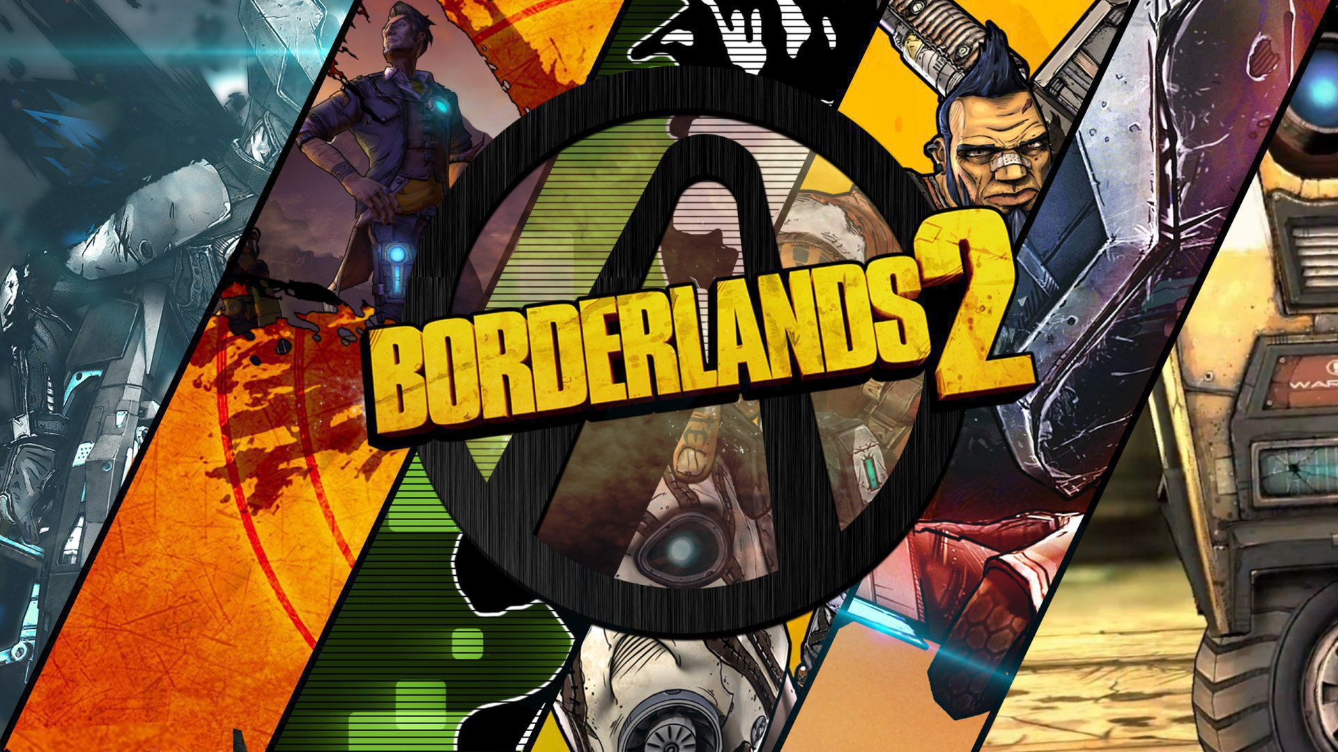 Borderlands 2 HD Background