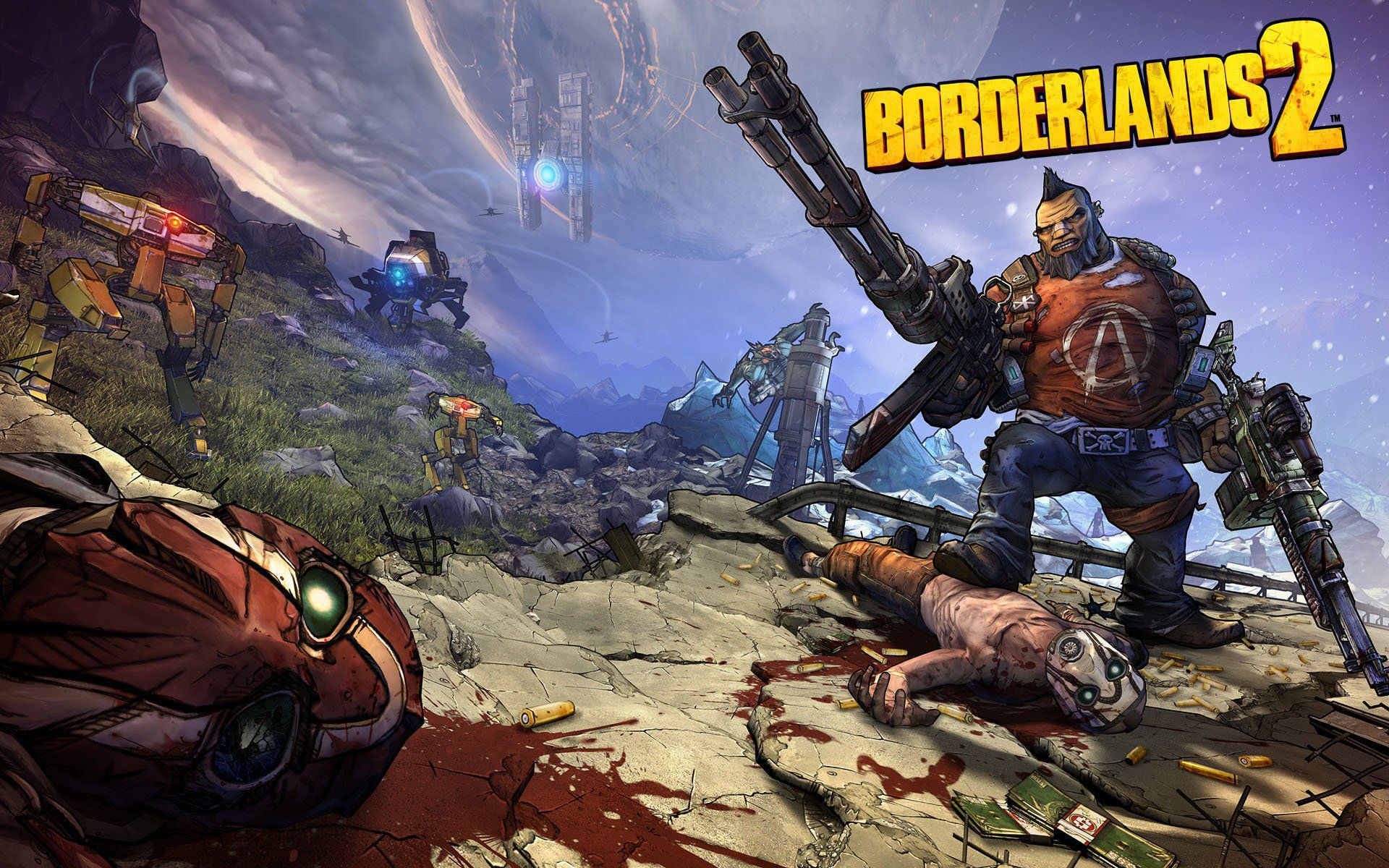 Borderlands 2 Photos