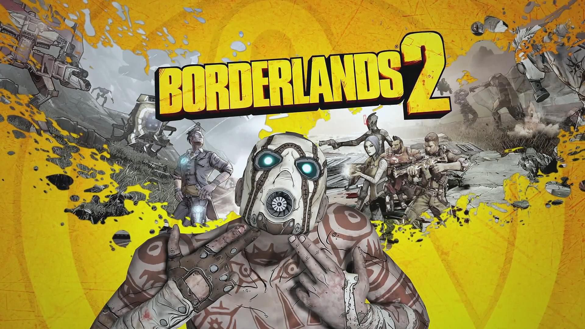 Borderlands 2 Pictures