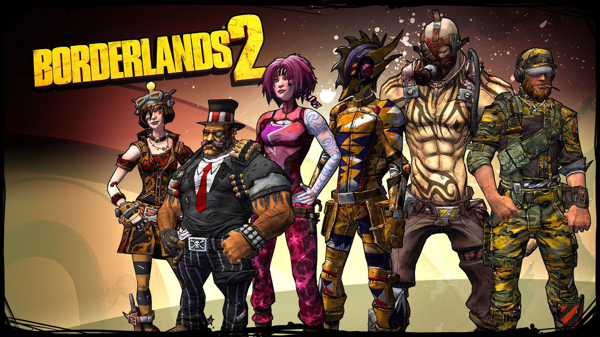 Borderlands 2 Wallpapers HD