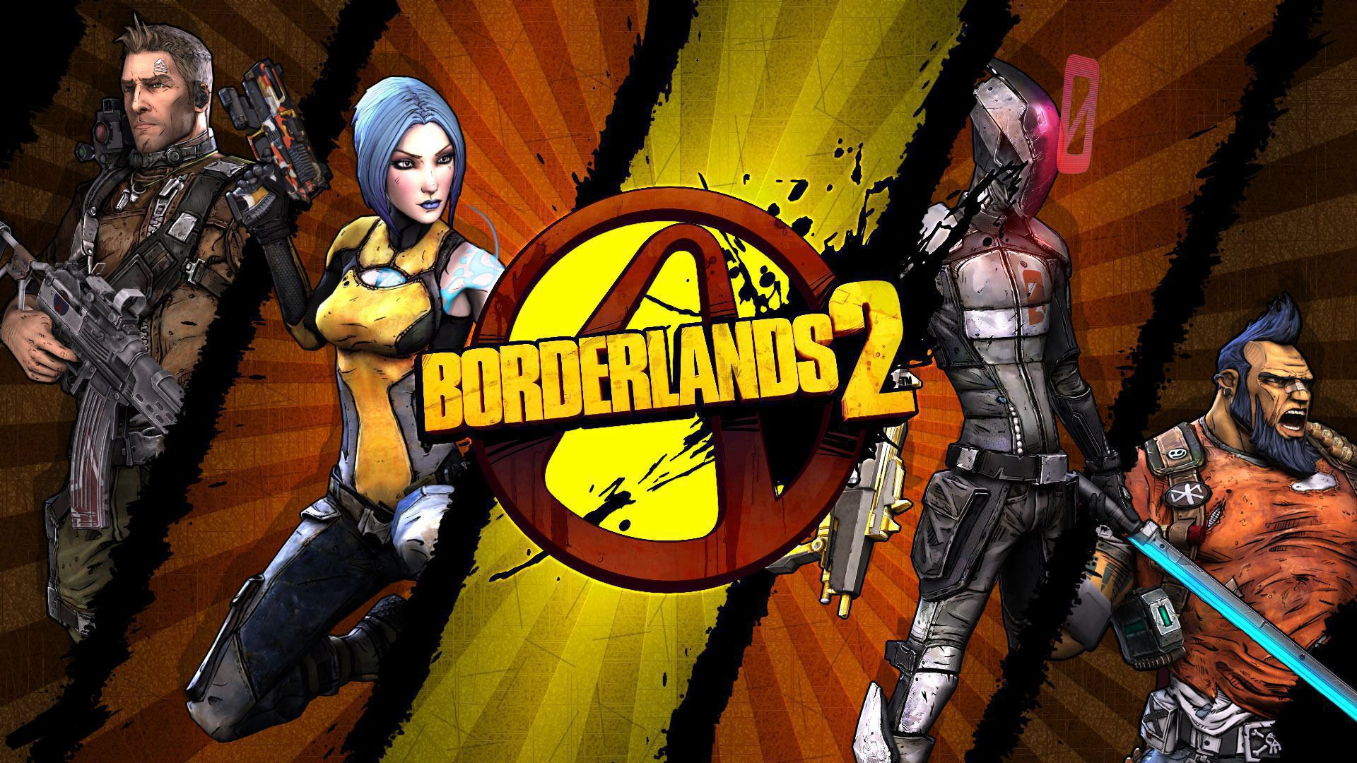 Borderlands 2 In High Resolution