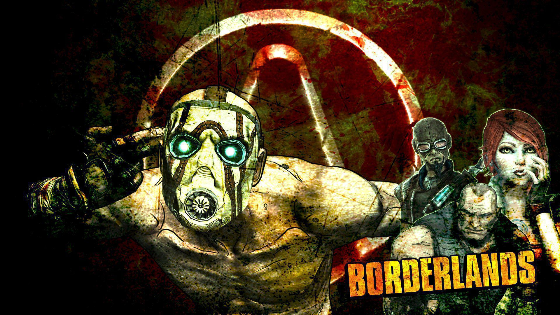 Borderlands Background