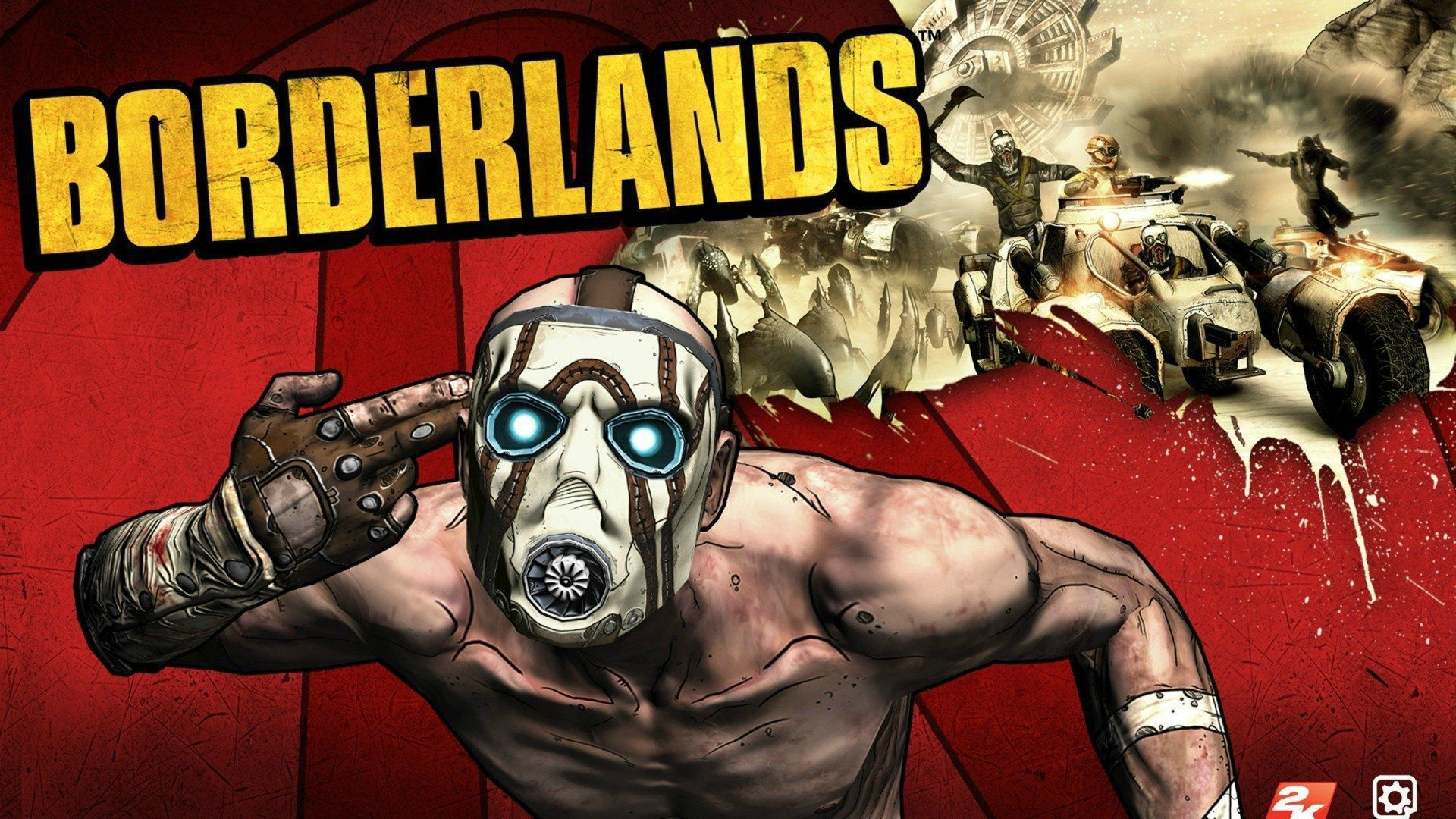 Borderlands Computer Wallpaper