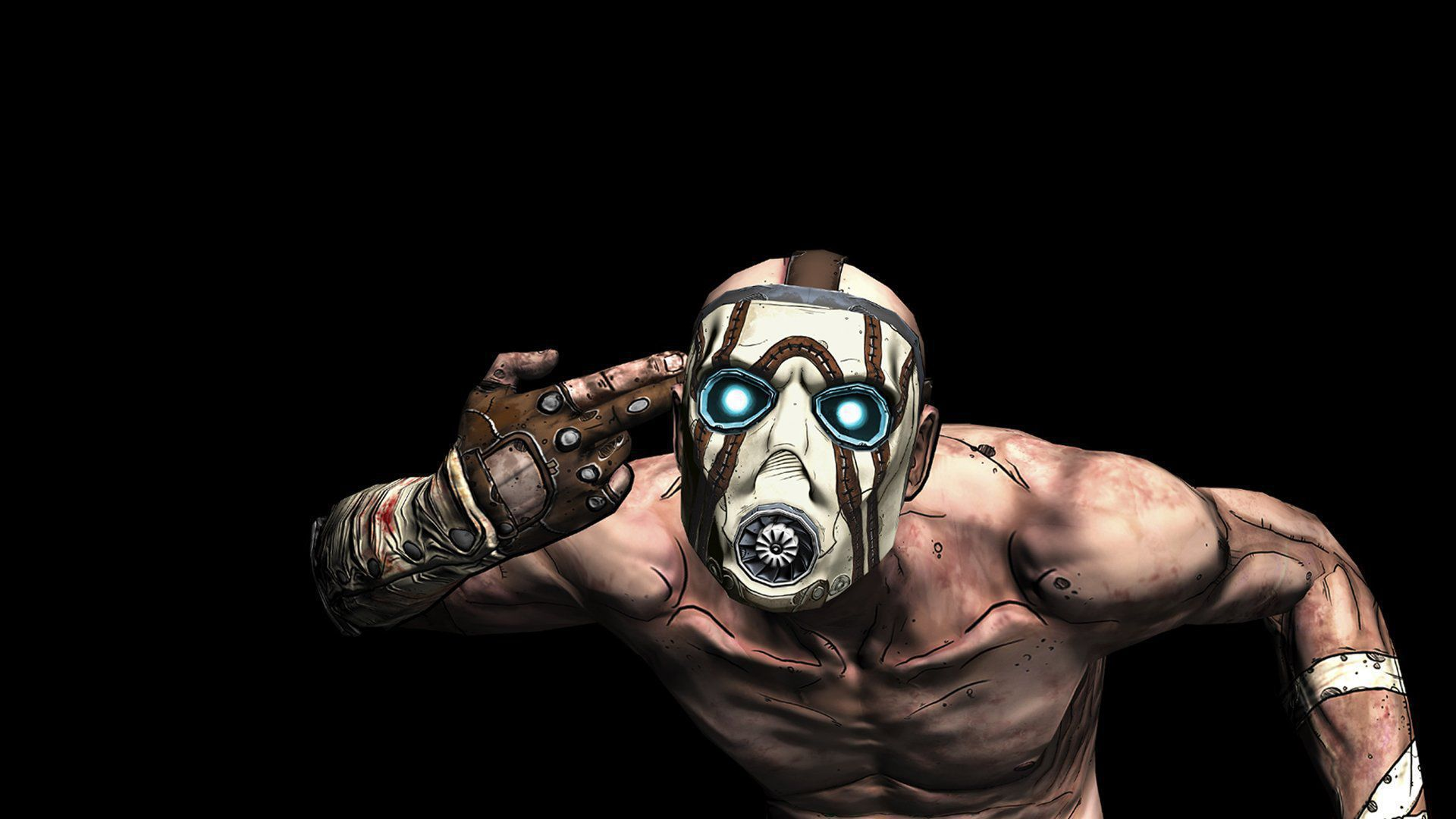 Borderlands HD Desktop