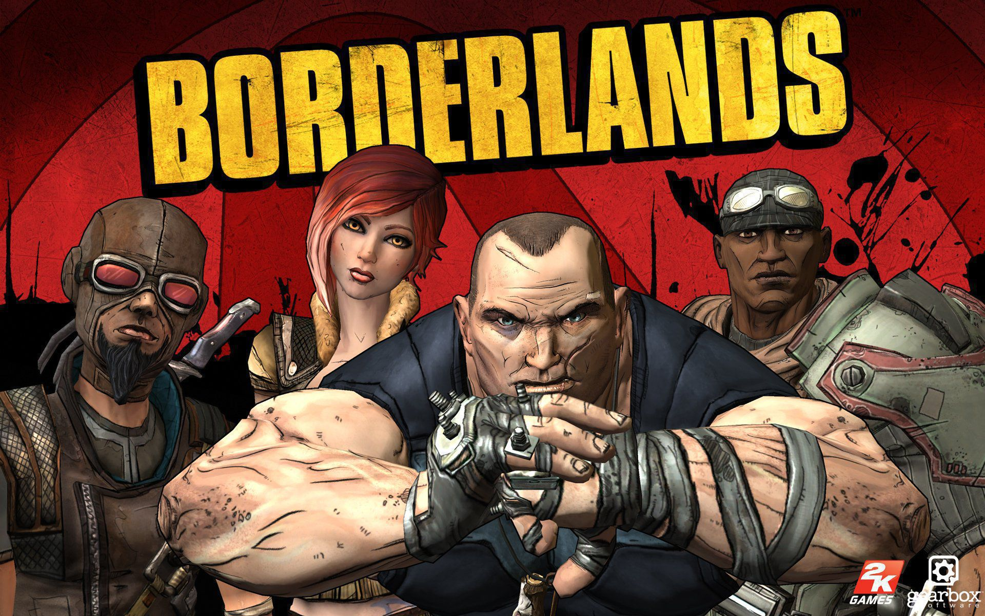 Borderlands High Definition Wallpapers