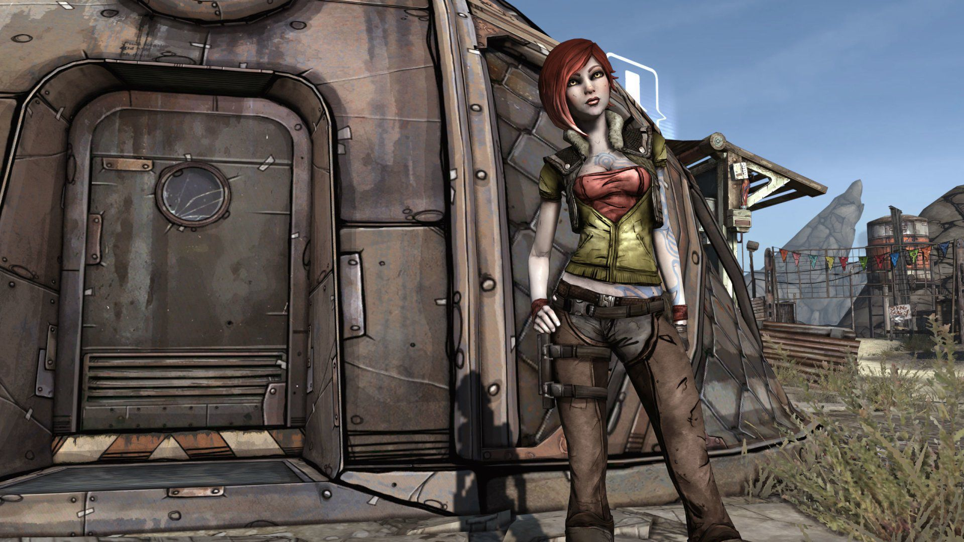 Borderlands Wallpapers HD