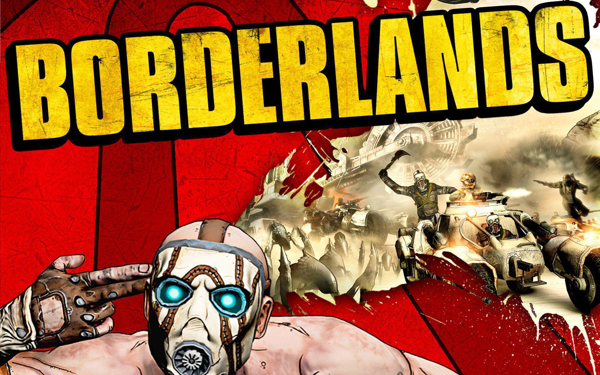 Borderlands Wallpaper Pack