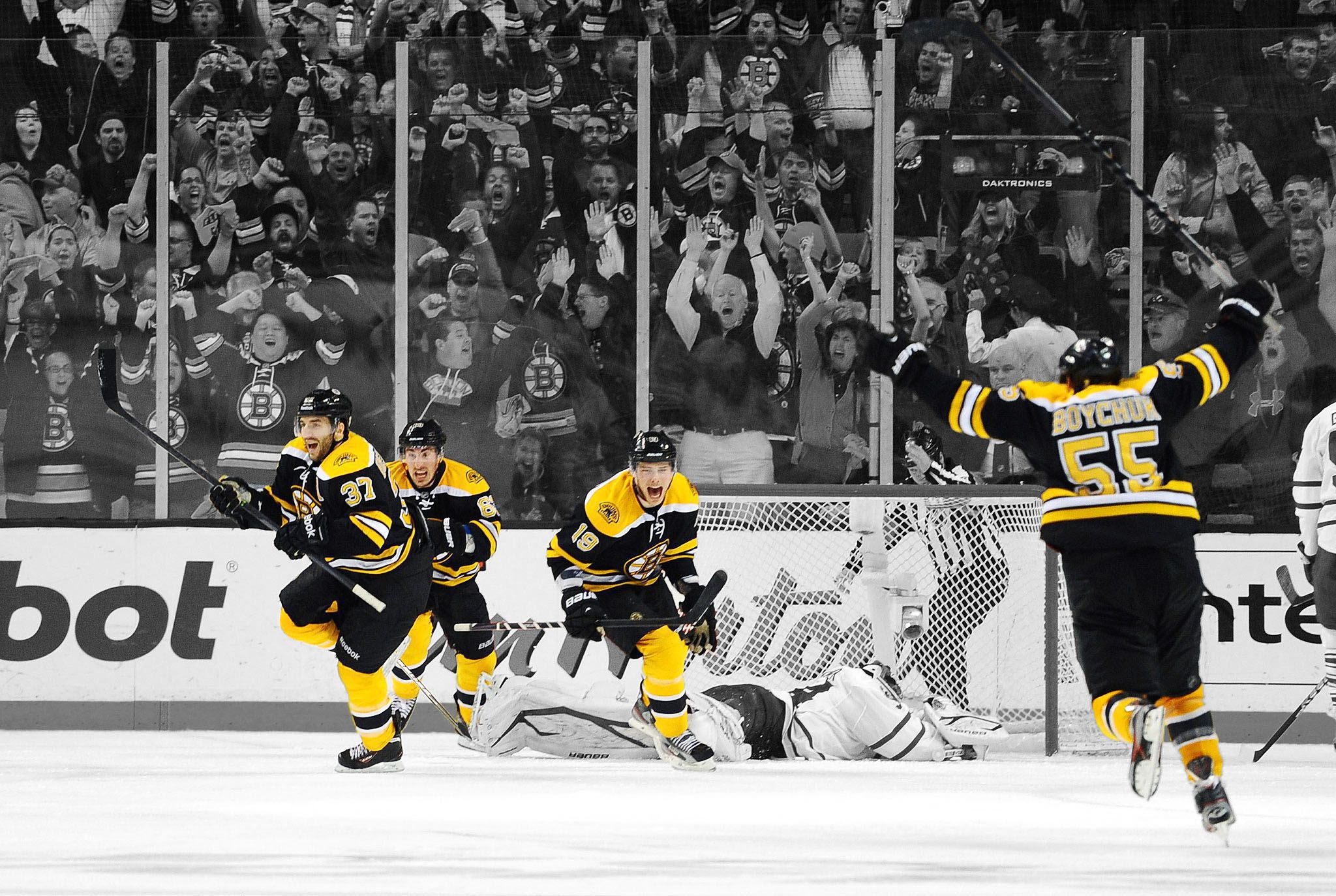 Boston Bruins HD Desktop