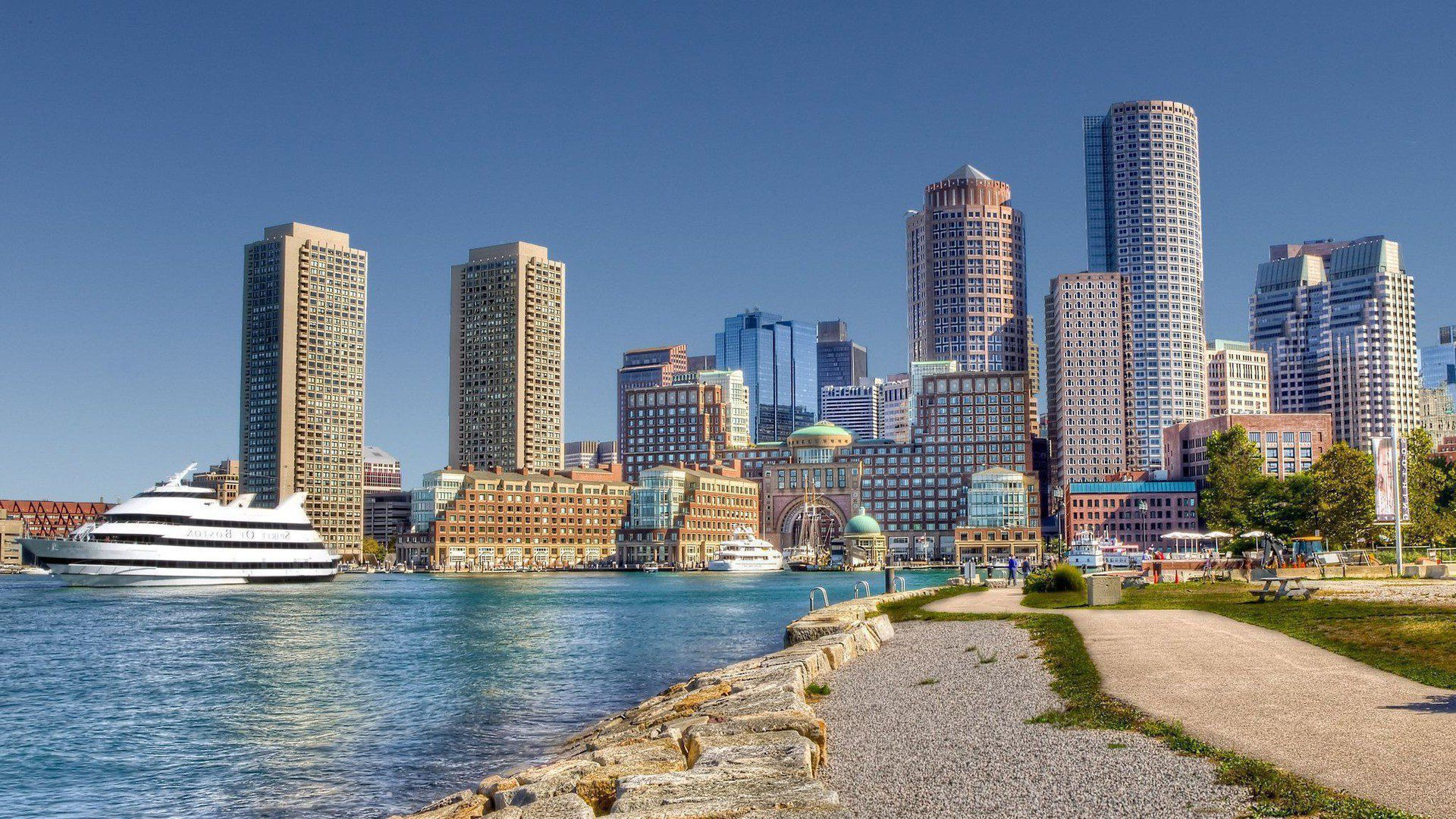 Boston Massachusetts Photos