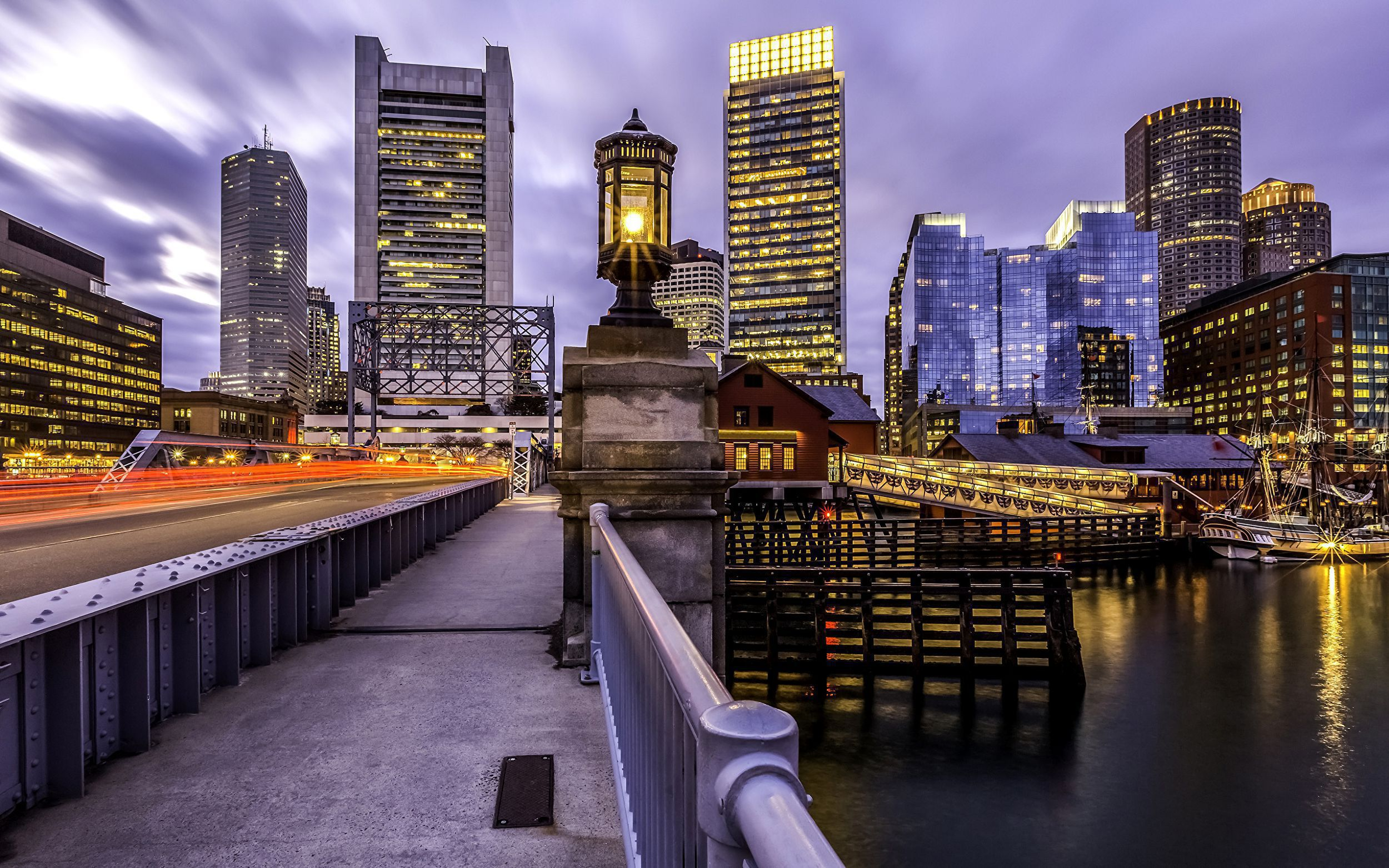Boston Massachusetts Wallpaper