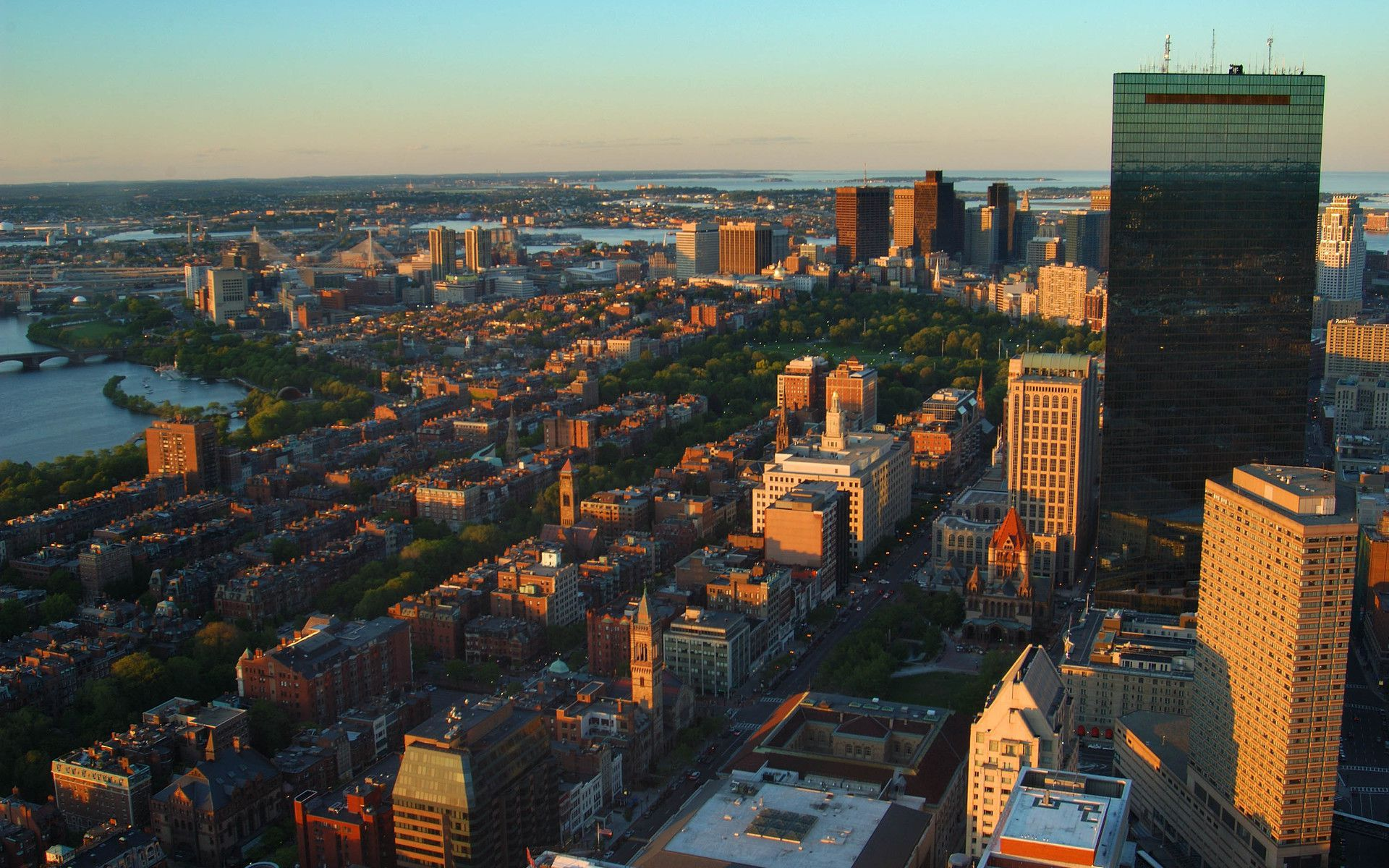 Boston Massachusetts Wallpapers HD