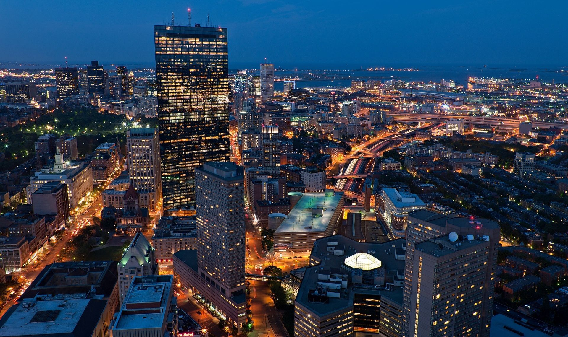 Boston Massachusetts Wallpapers